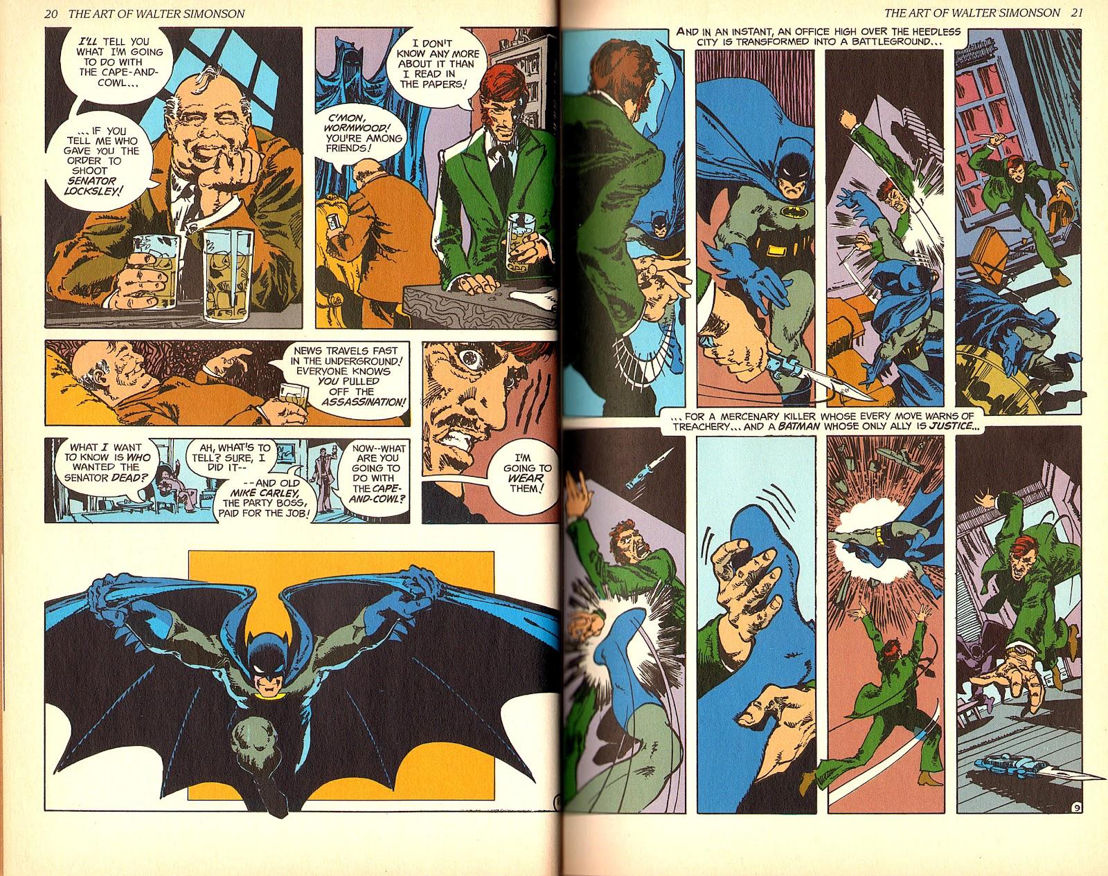 Read online The Art of Walter Simonson comic -  Issue # TPB - 12