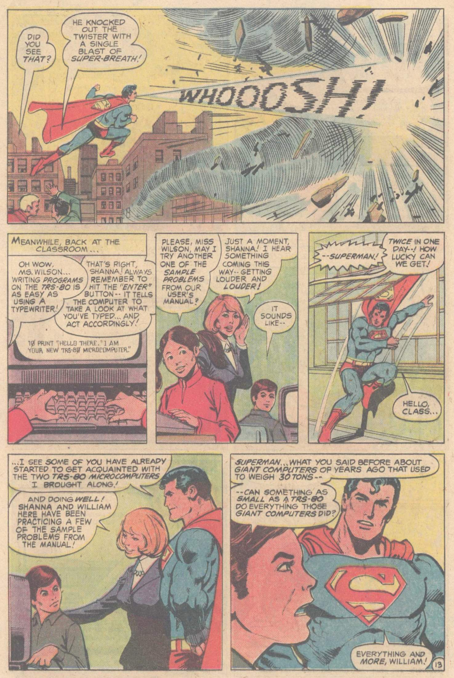 Read online Action Comics (1938) comic -  Issue #509 - 33