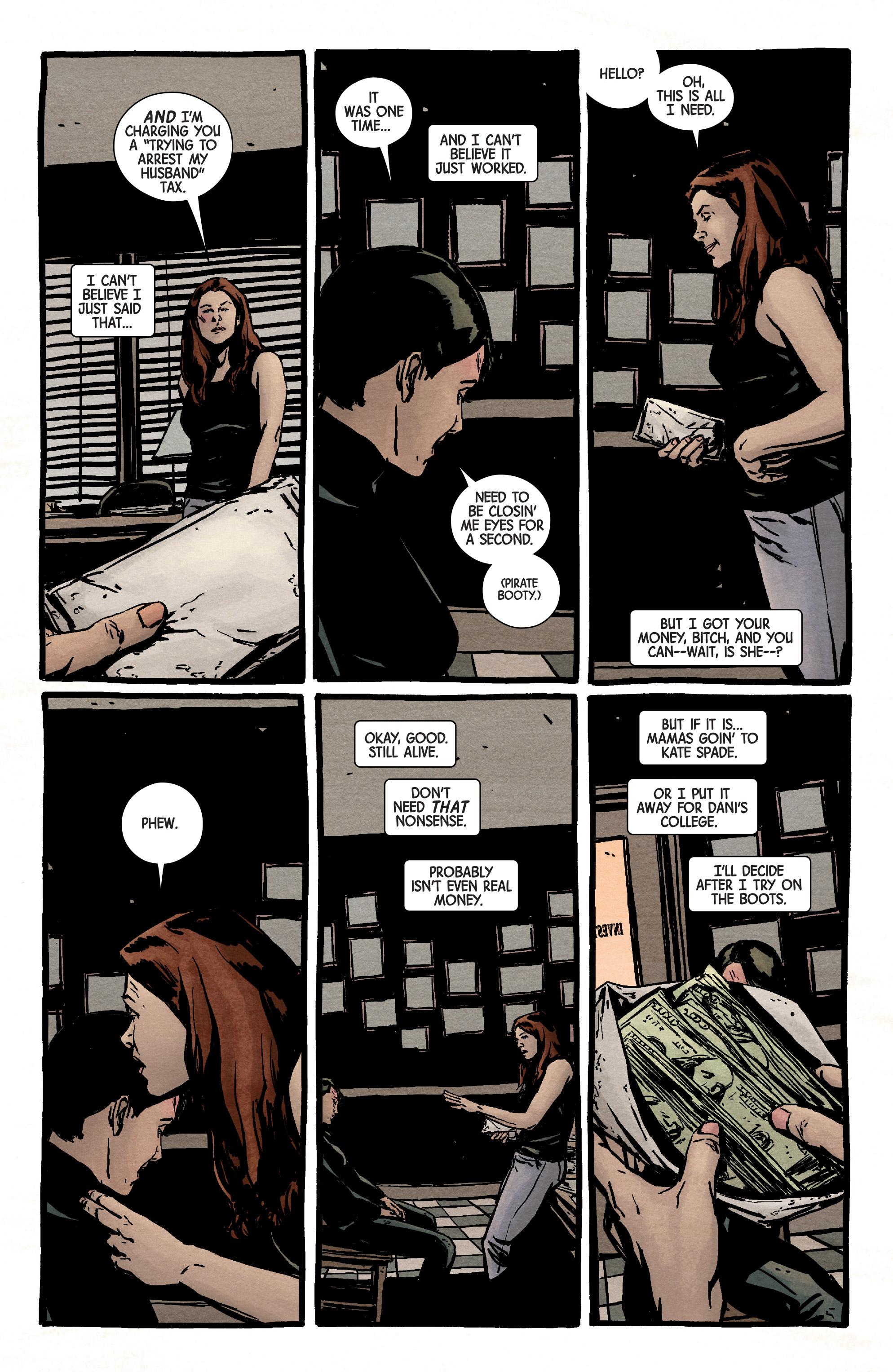 Read online Jessica Jones (2016) comic -  Issue #8 - 9