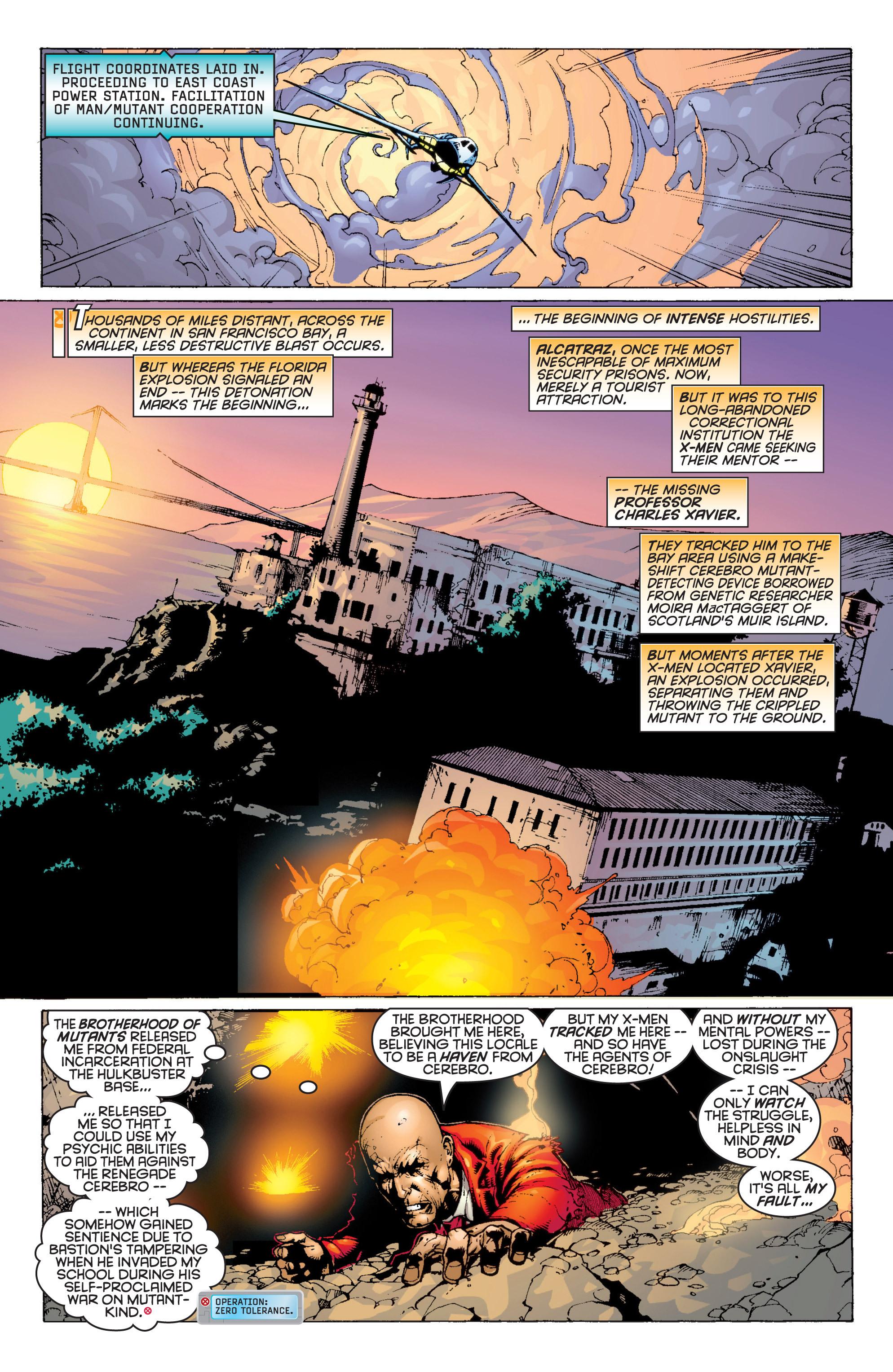 Read online Uncanny X-Men (1963) comic -  Issue #364 - 6
