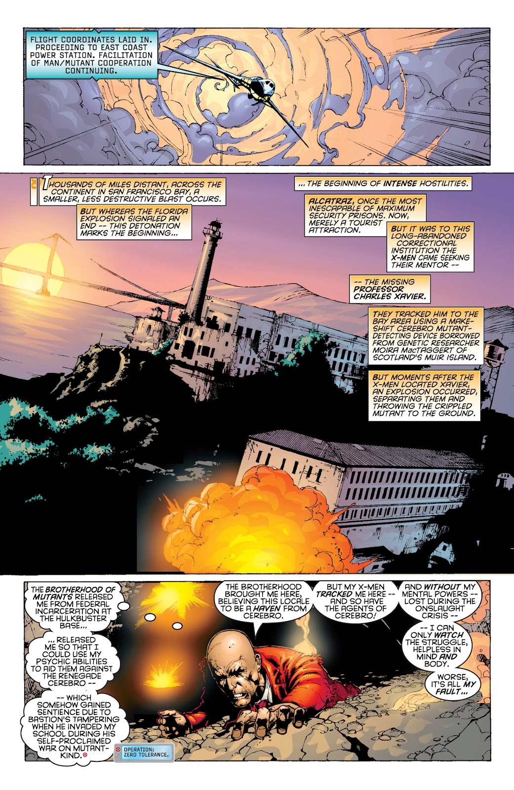Uncanny X-Men (1963) issue 364 - Page 6