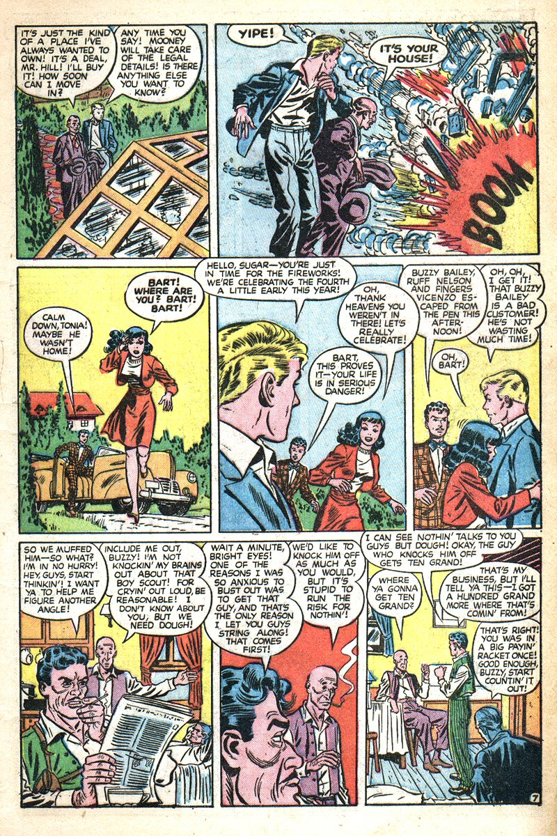 Daredevil (1941) issue 44 - Page 11