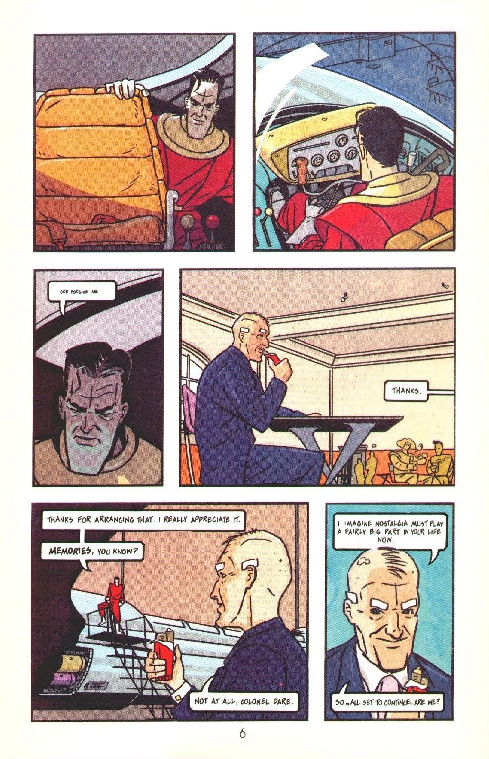 Read online Dare comic -  Issue #3 - 8