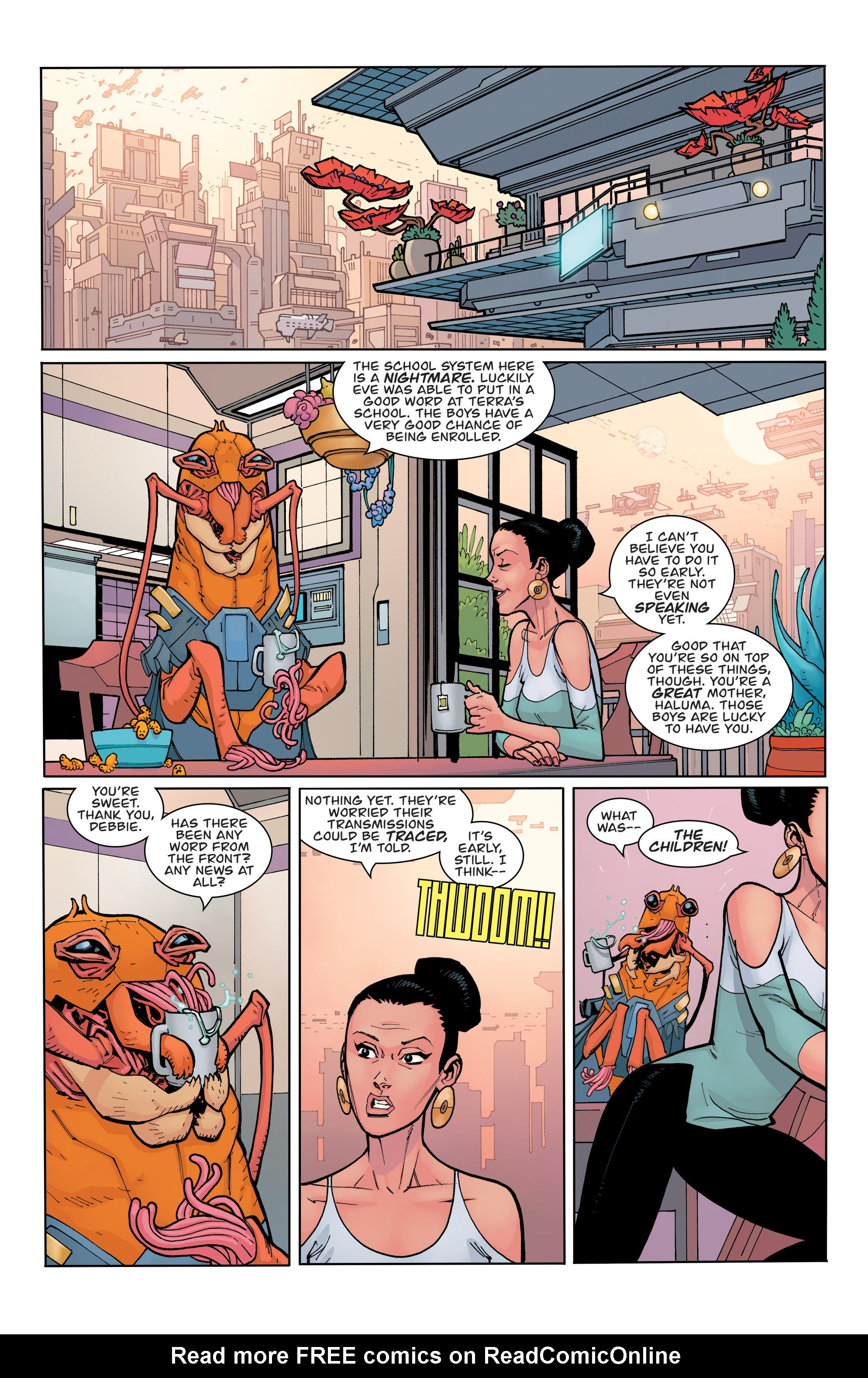 Read online Invincible comic -  Issue #136 - 7