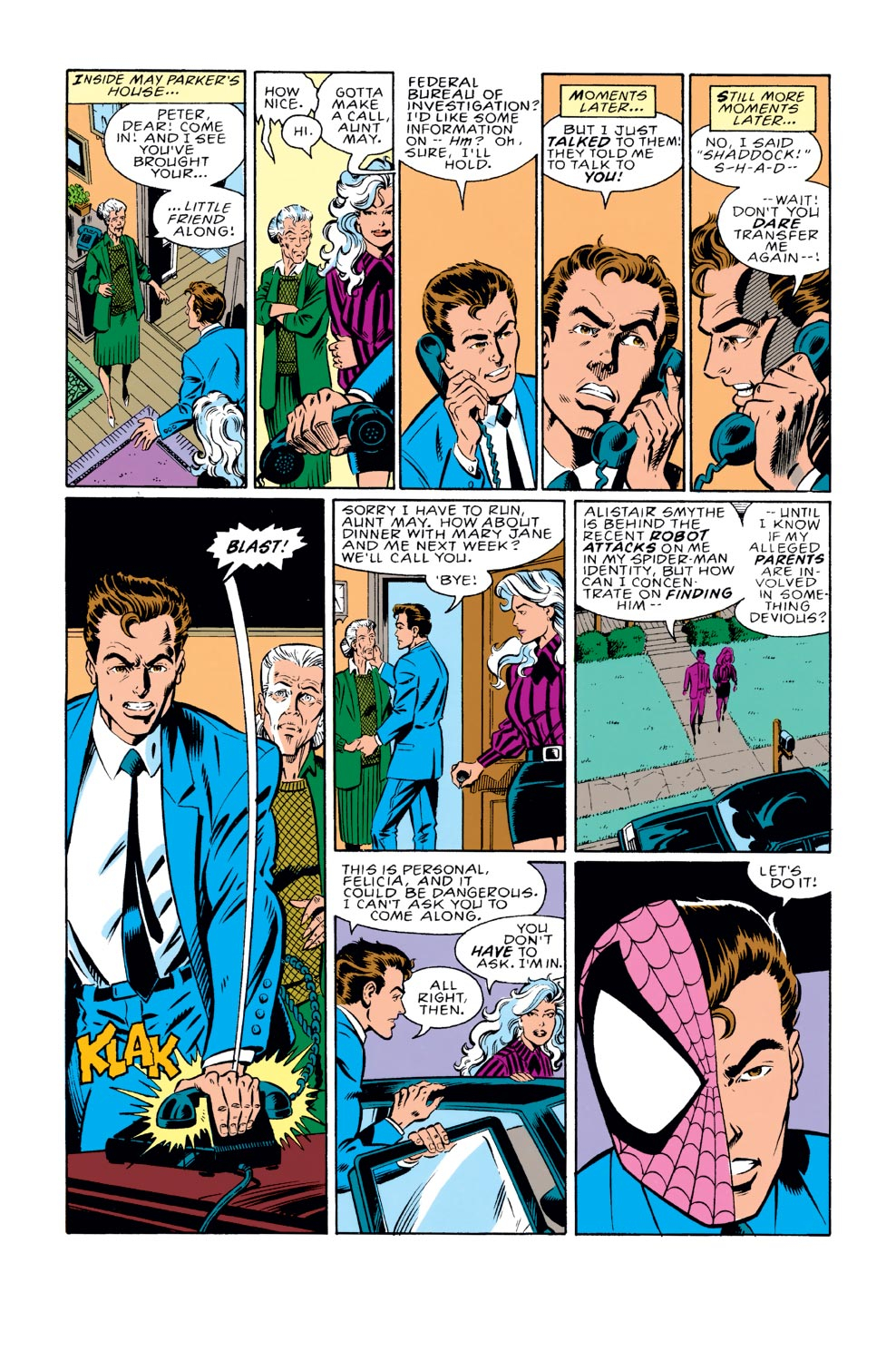 The Amazing Spider-Man (1963) 372 Page 4
