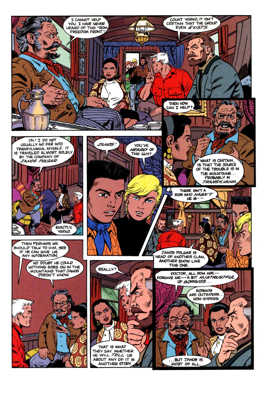 Read online The Real Adventures of Jonny Quest comic -  Issue #1 - 20