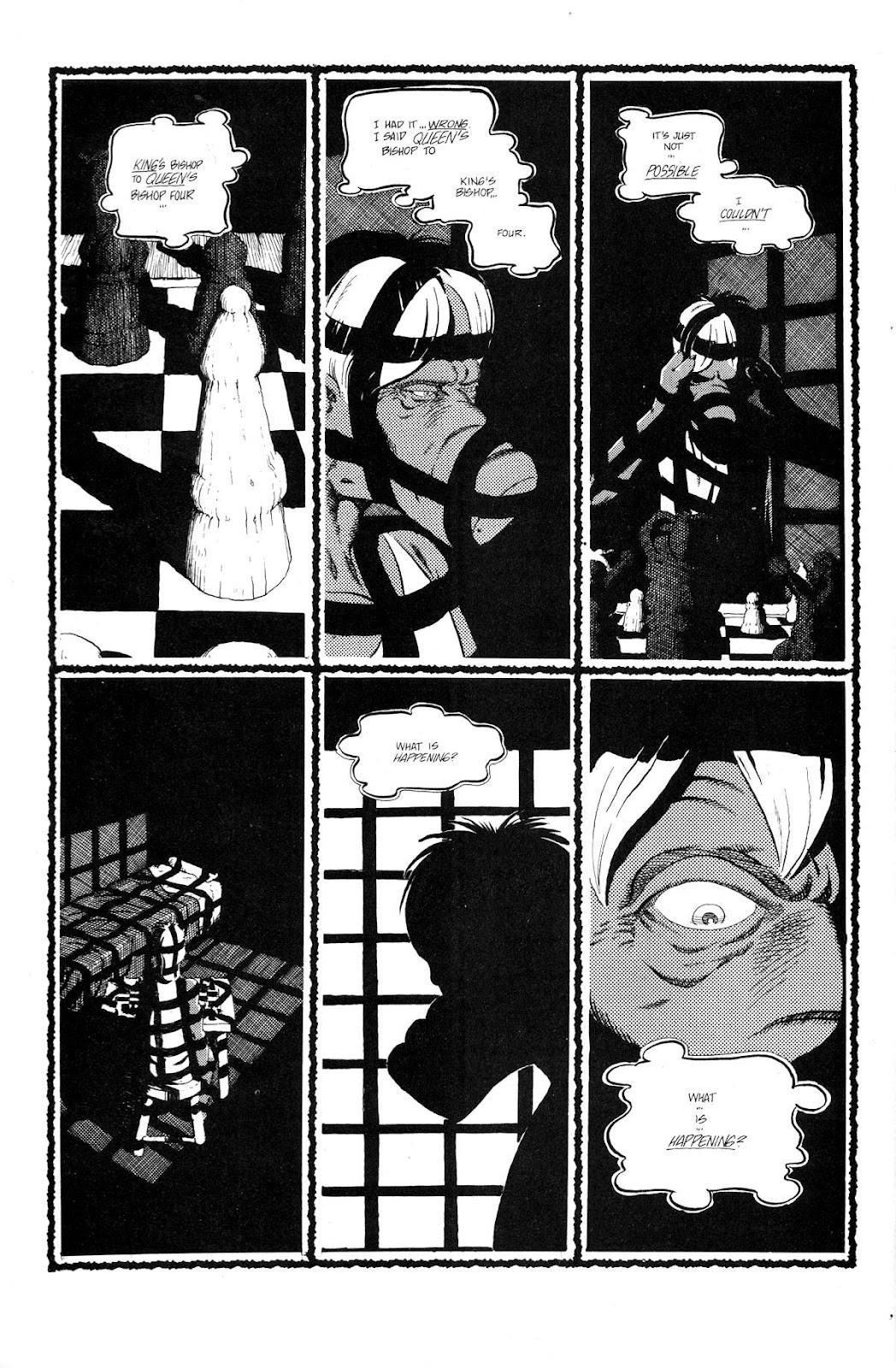 Cerebus Issue #165 #164 - English 8