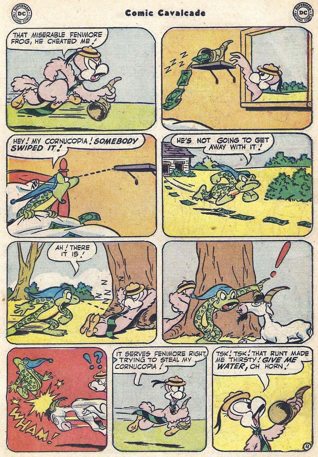 Comic Cavalcade issue 56 - Page 19