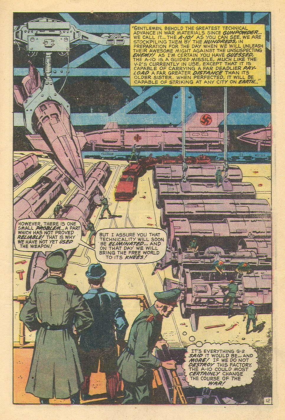 Read online Sgt. Fury comic -  Issue #92 - 15