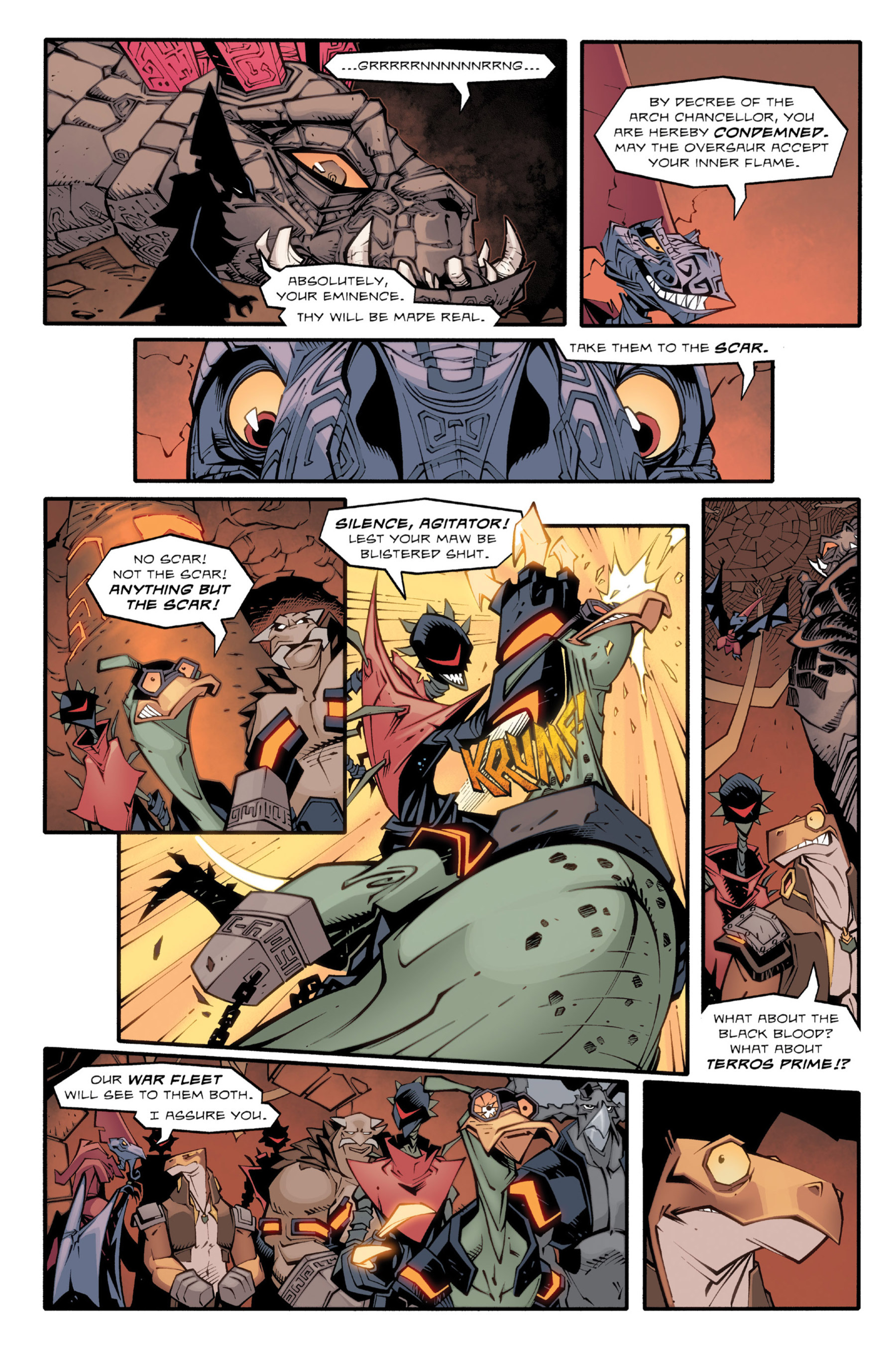 Read online Rexodus comic -  Issue # Full - 63