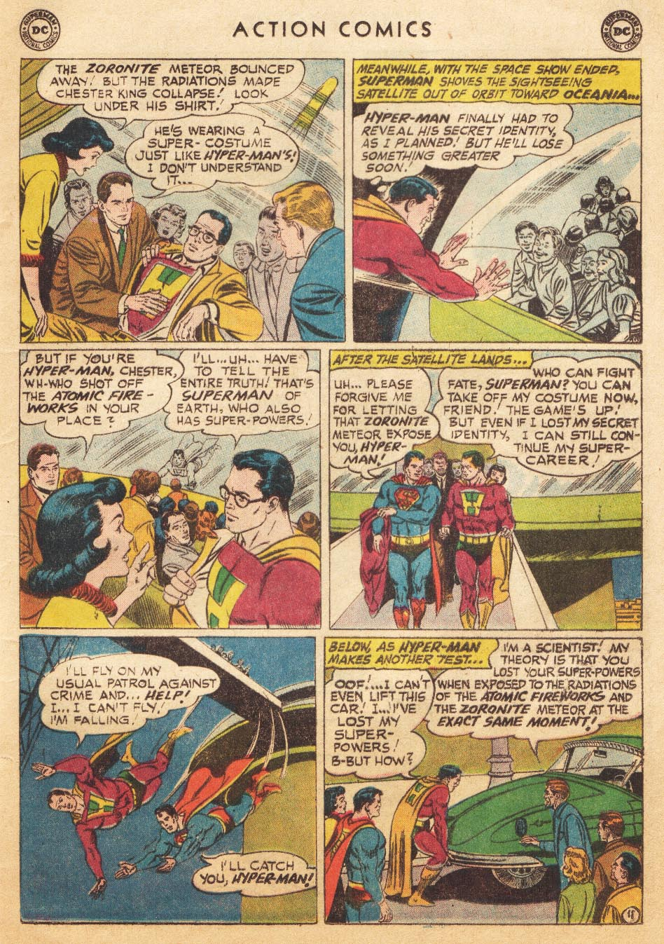 Read online Action Comics (1938) comic -  Issue #265 - 13