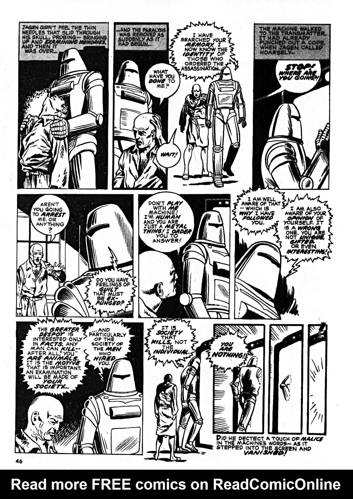 Scream (1973) issue 8 - Page 44