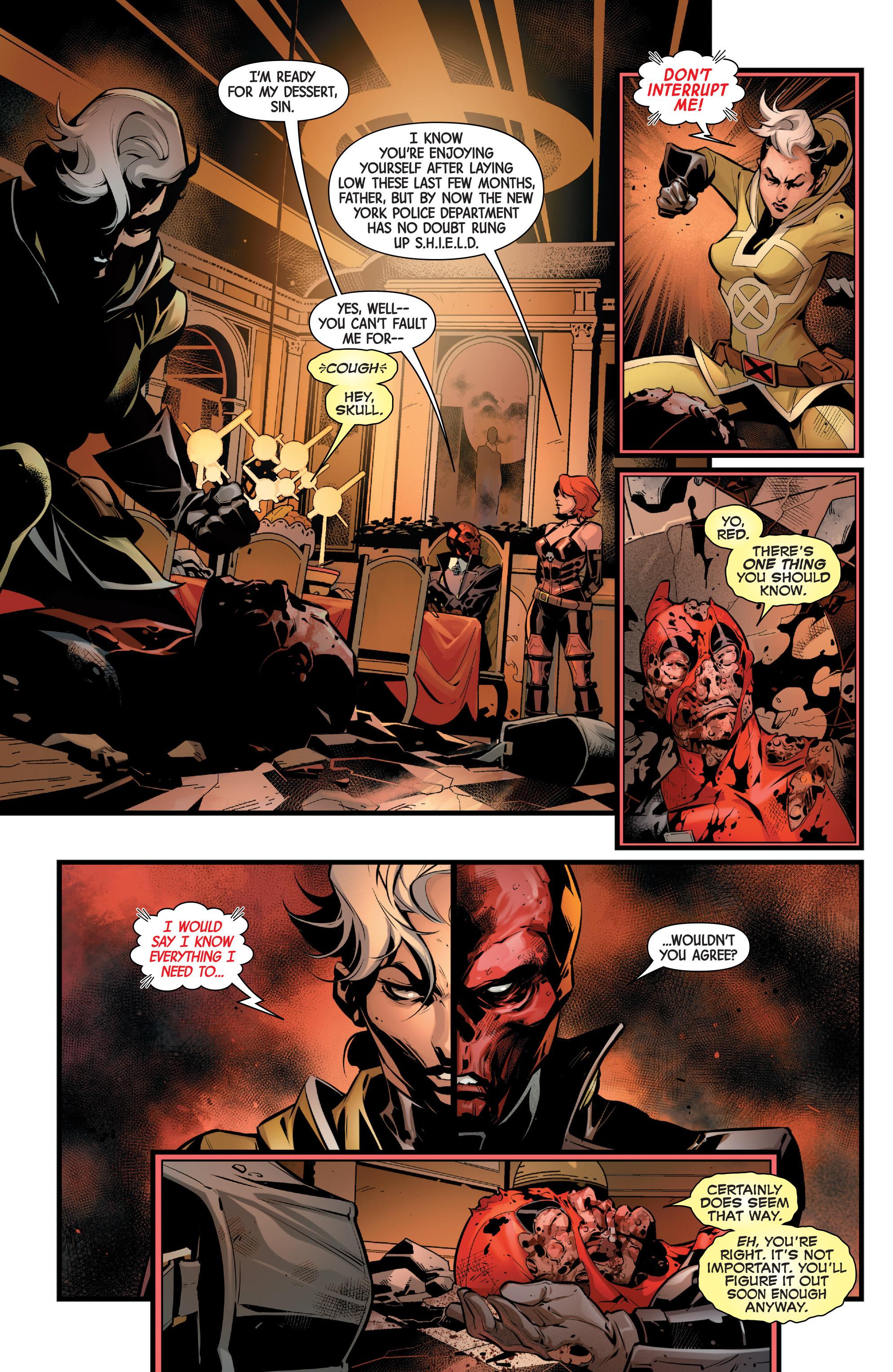 Read online Uncanny Avengers [II] comic -  Issue #21 - 3