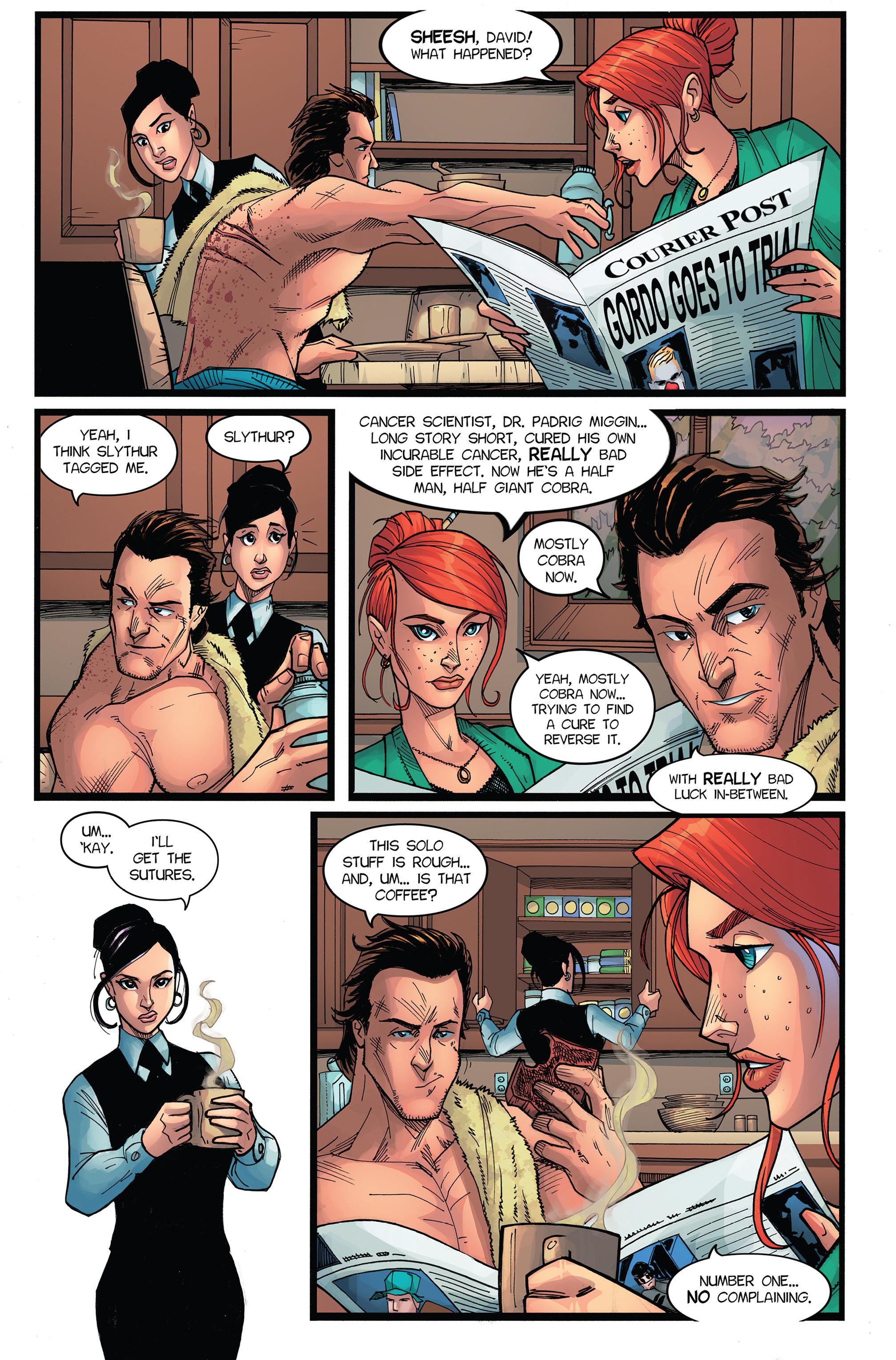 Read online Antiis Comics Presents, Vol. 1: Midknight comic -  Issue #Antiis Comics Presents, Vol. 1: Midknight Full - 12