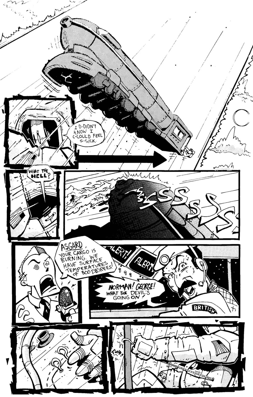 Read online Scud: The Disposable Assassin (1994) comic -  Issue #10 - 8