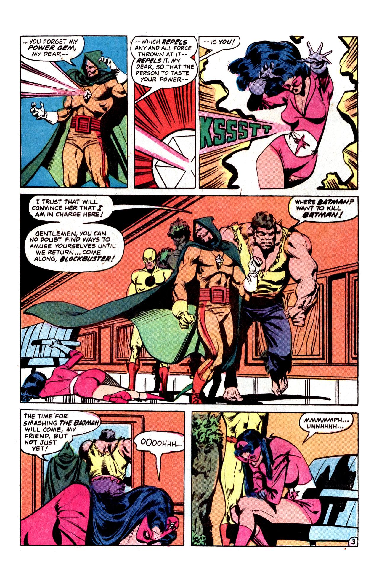 Read online Secret Society of Super-Villains comic -  Issue #15 - 5