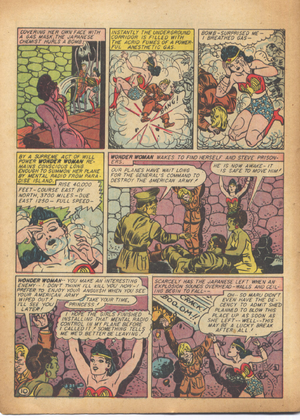 Read online Sensation (Mystery) Comics comic -  Issue #24 - 12