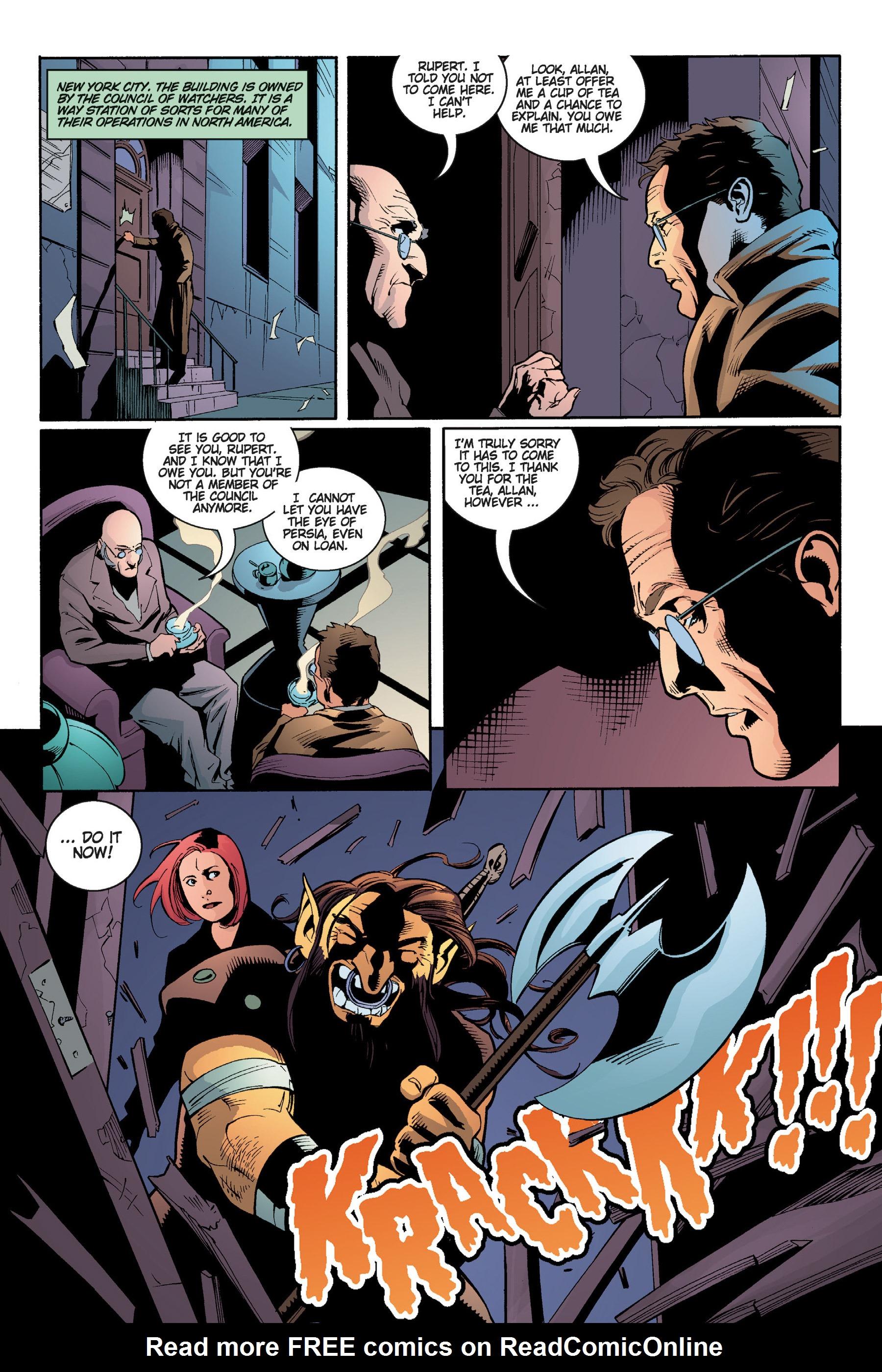 Read online Buffy the Vampire Slayer: Omnibus comic -  Issue # TPB 5 - 199