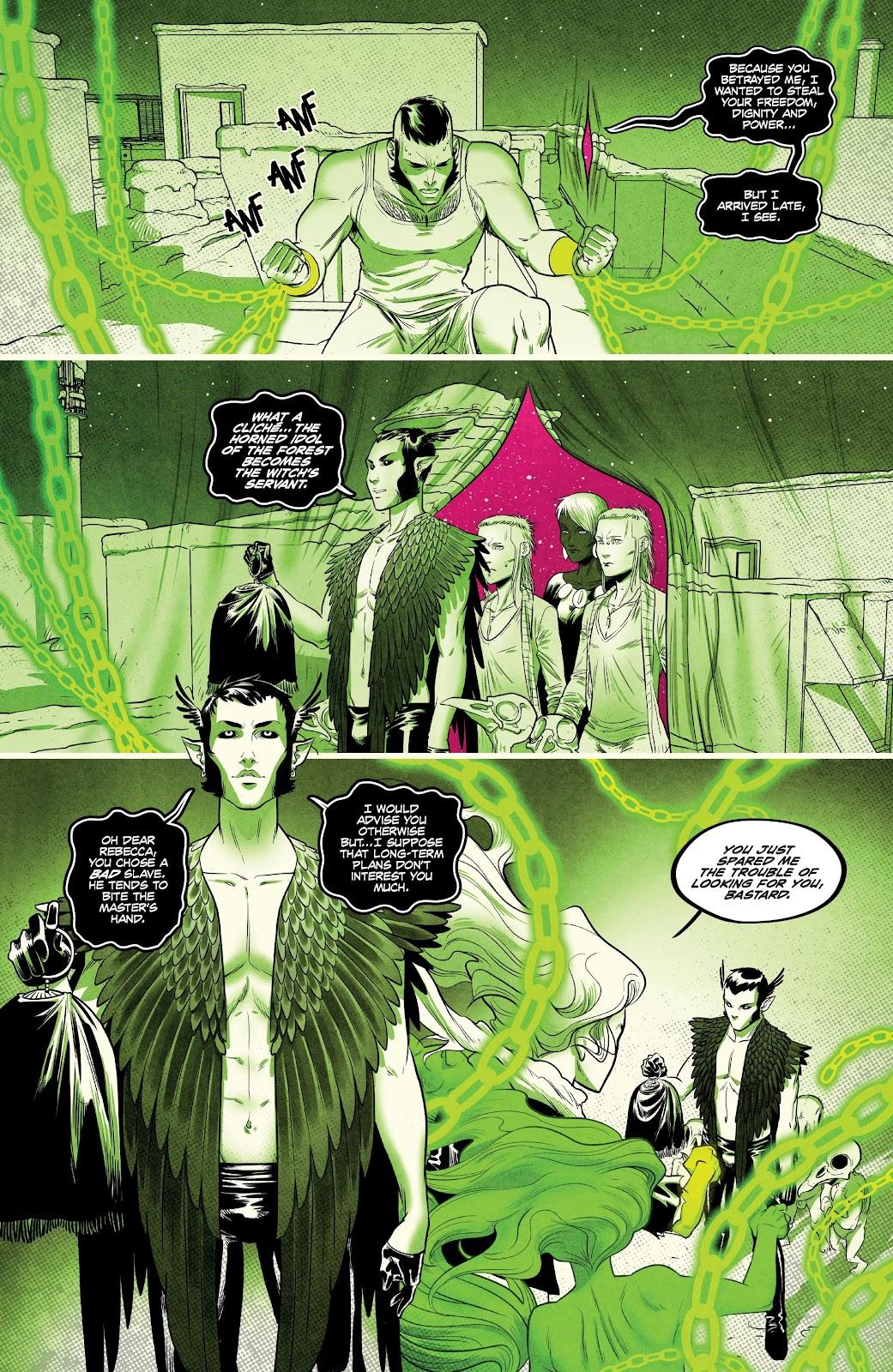 Read online Nomen Omen comic -  Issue #6 - 15