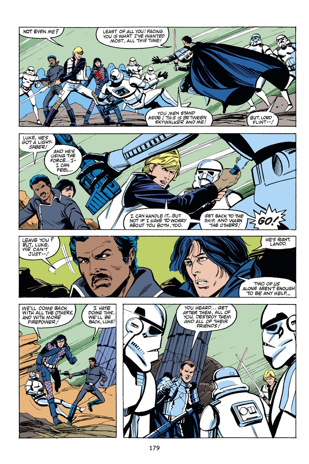 Read online Star Wars Omnibus comic -  Issue # Vol. 21 - 172