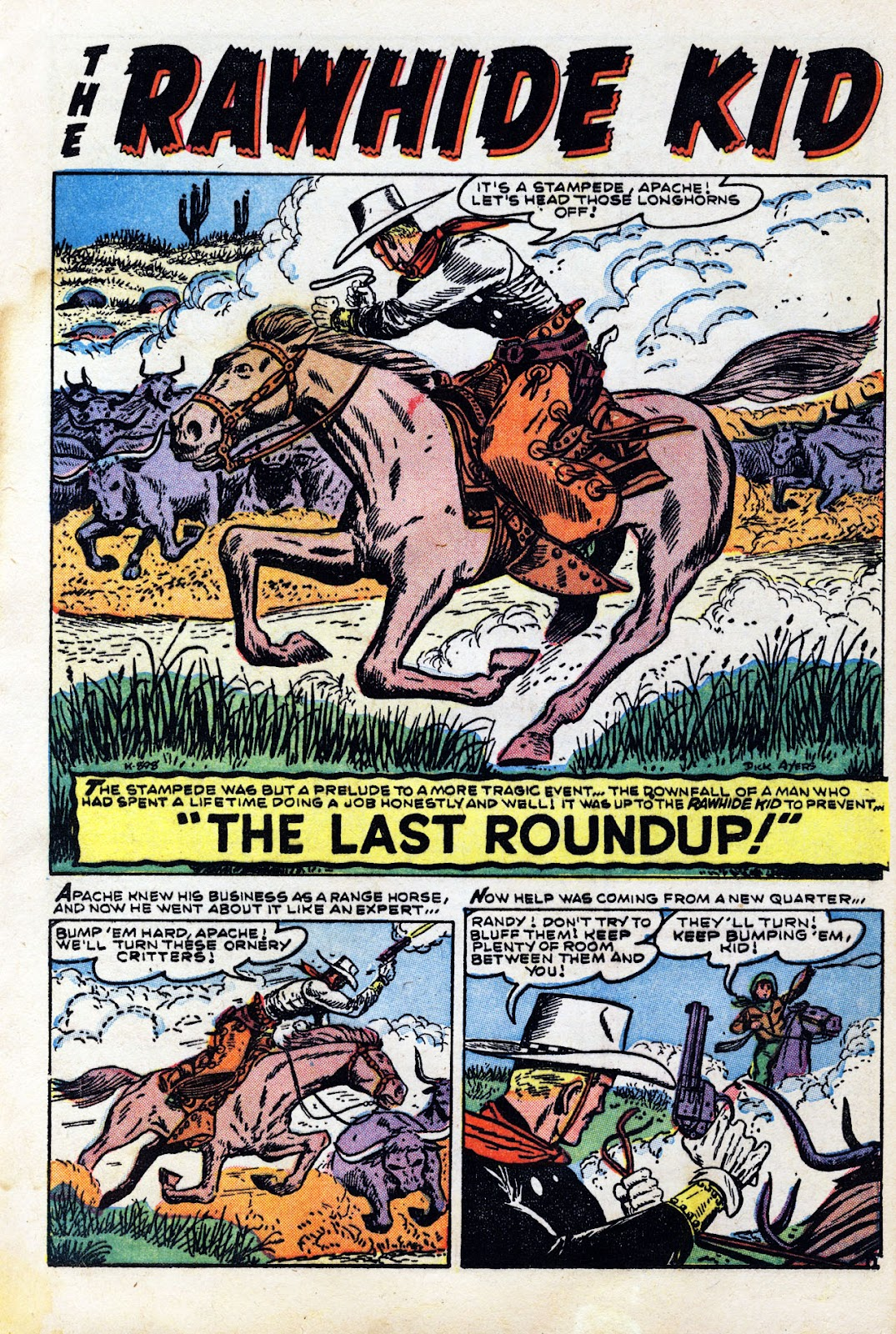 The Rawhide Kid (1955) issue 12 - Page 16