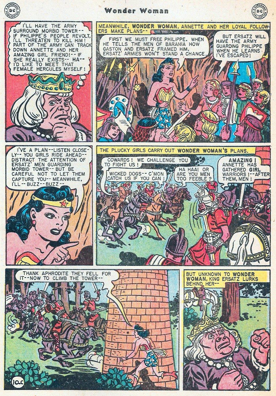 Read online Wonder Woman (1942) comic -  Issue #27 - 47