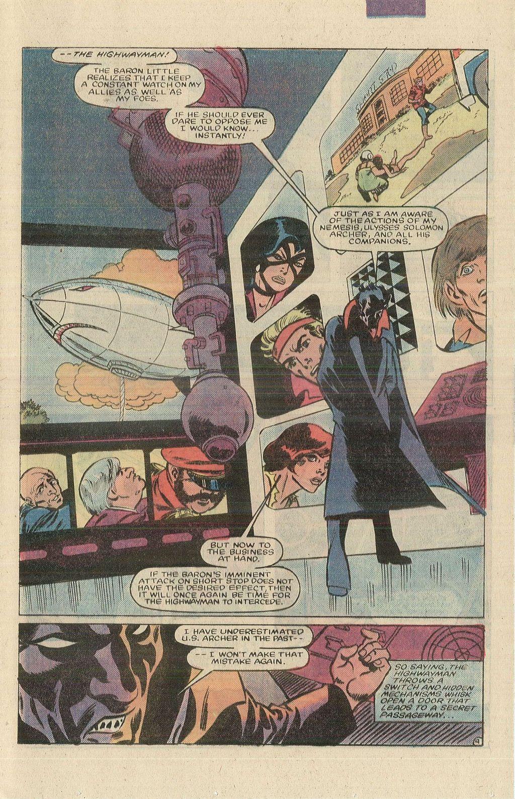 Read online U.S. 1 comic -  Issue #9 - 13