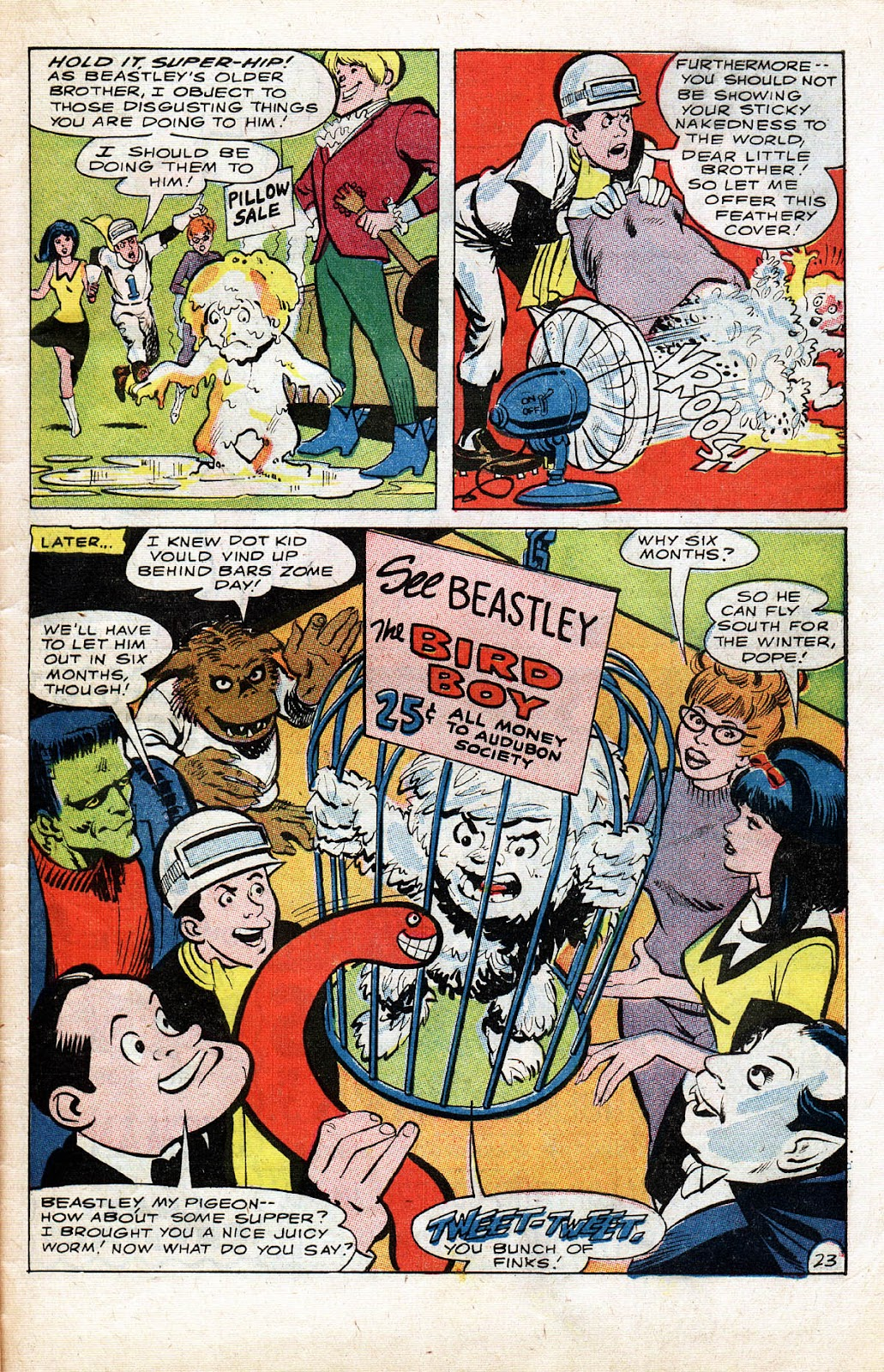 The Adventures of Bob Hope issue 106 - Page 31