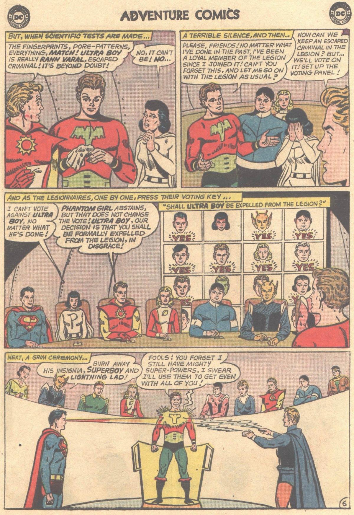 Read online Adventure Comics (1938) comic -  Issue #316 - 8
