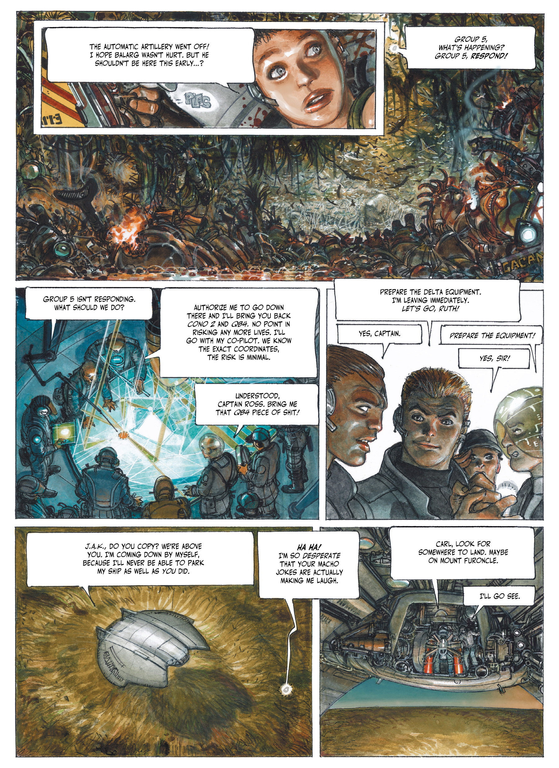 Read online The Fourth Power comic -  Issue #3 - 50