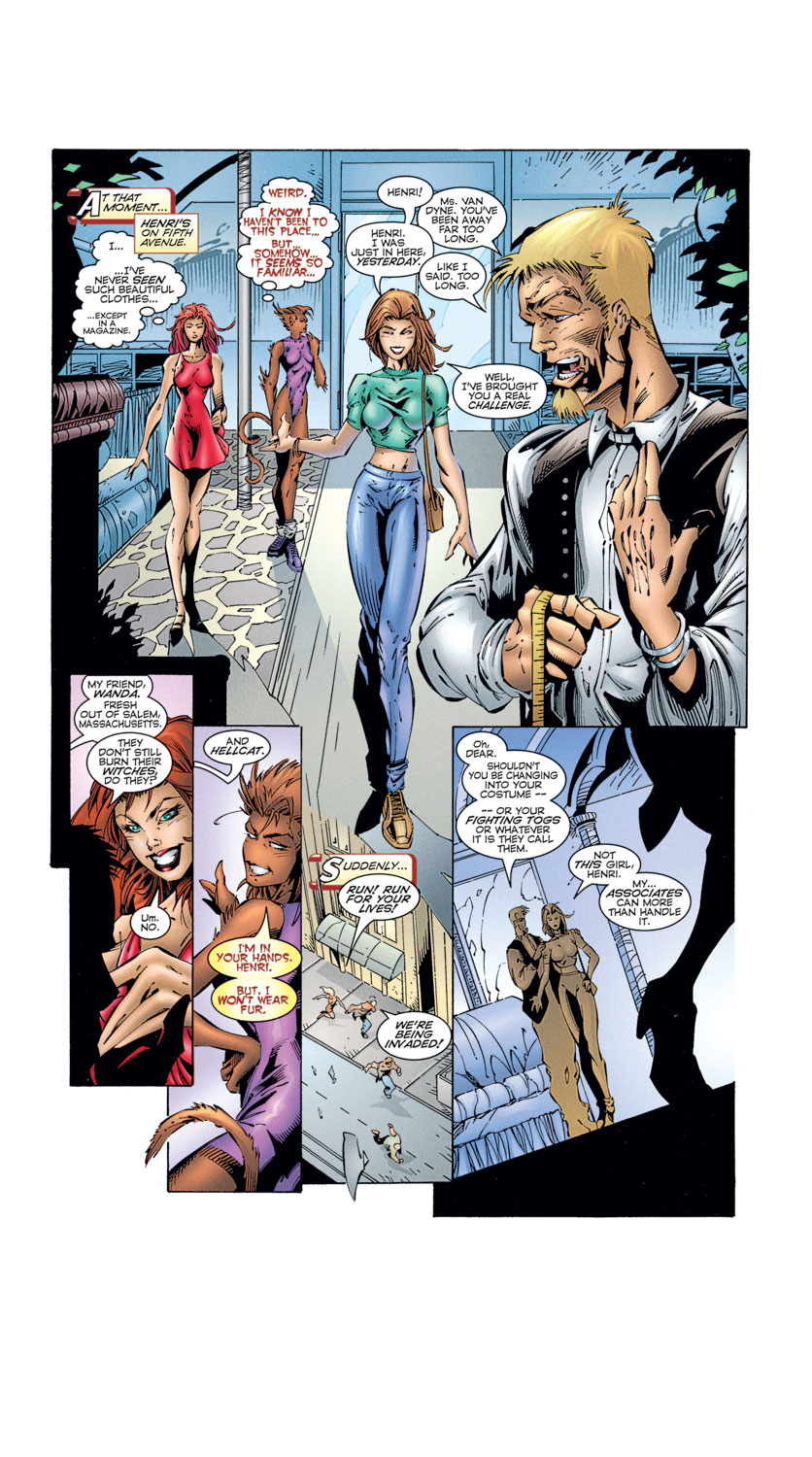 Read online Avengers (1996) comic -  Issue #2 - 5