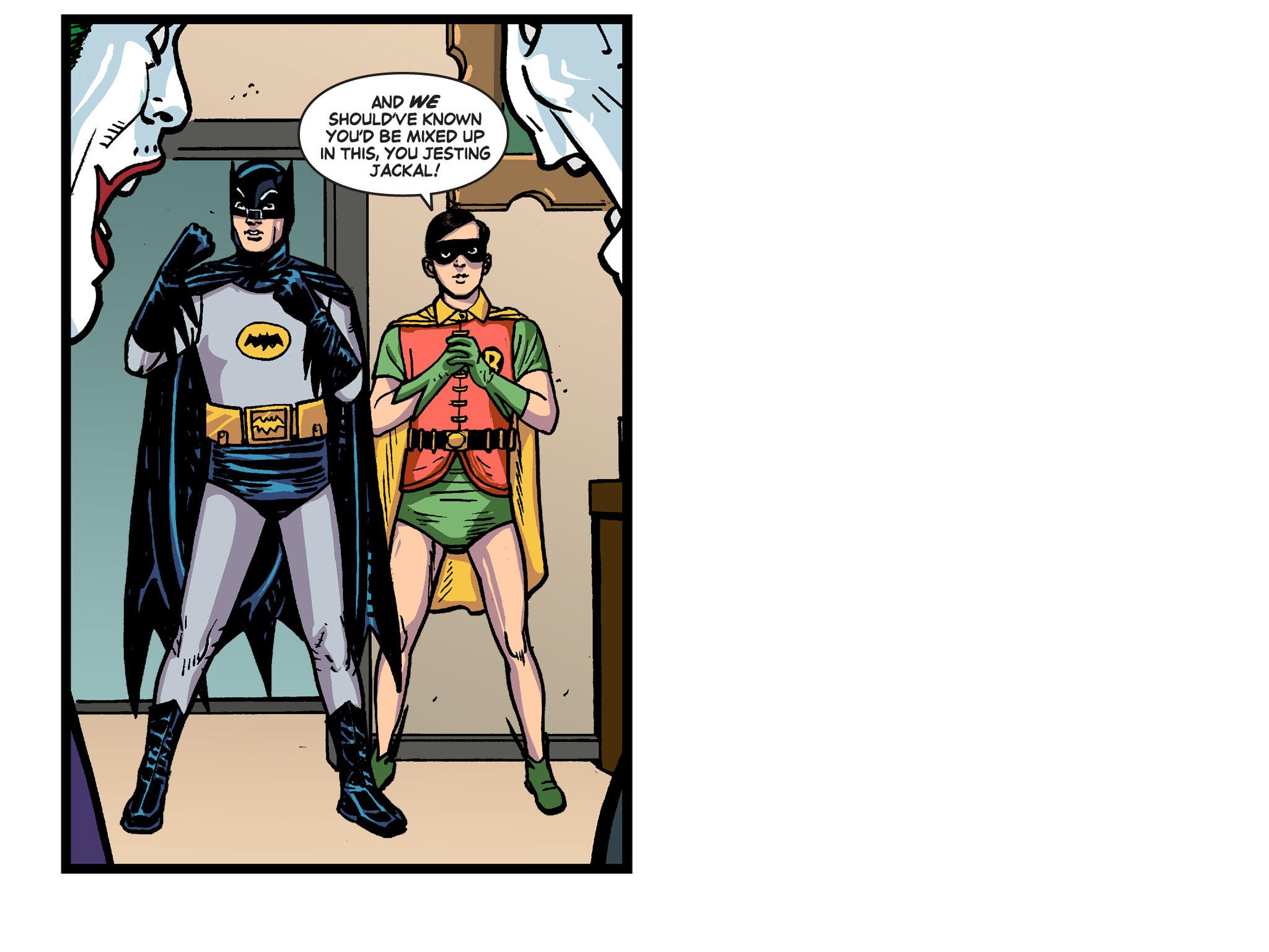 Read online Batman '66 Meets the Green Hornet [II] comic -  Issue #4 - 95
