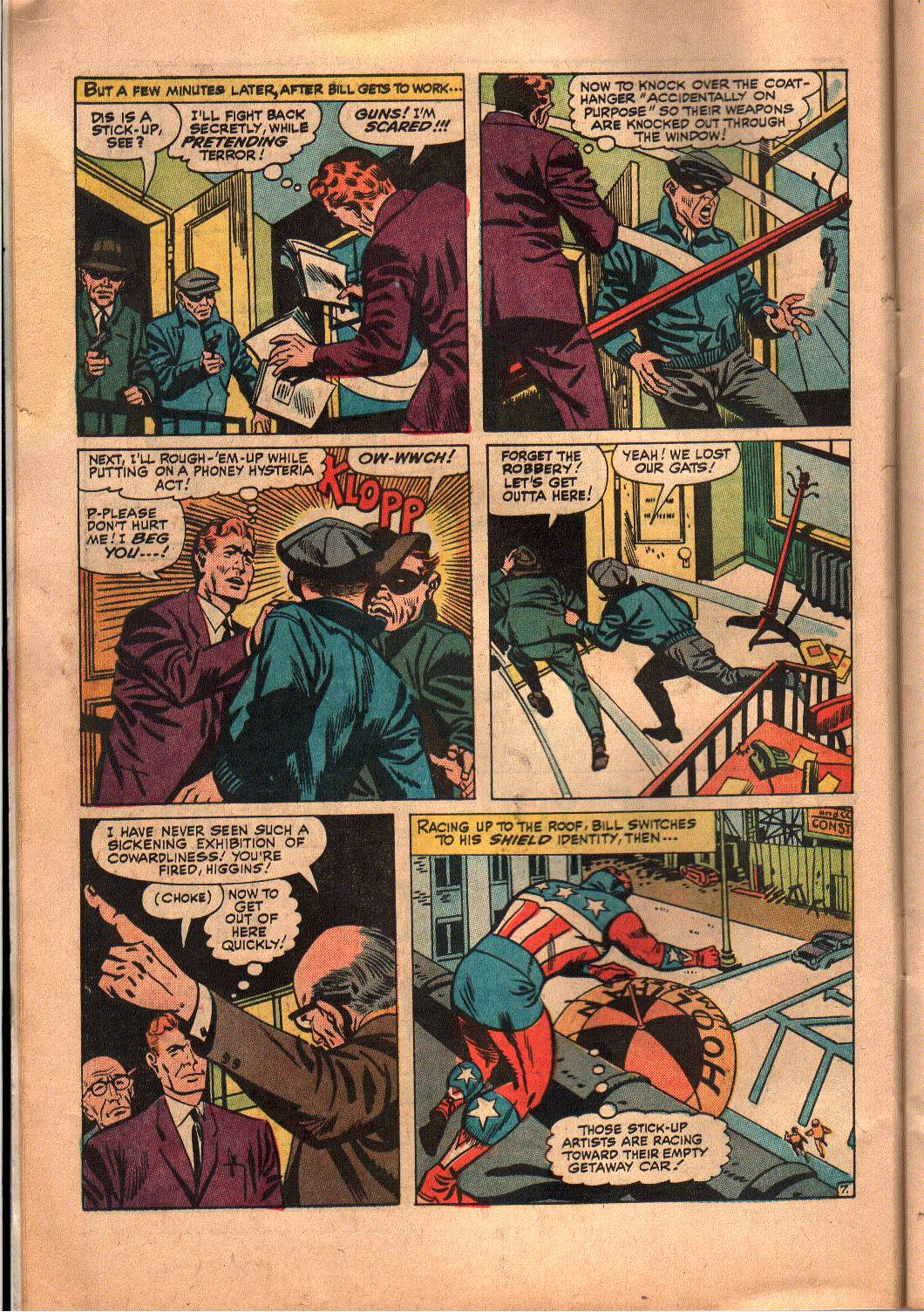 The Mighty Crusaders (1965) Issue #6 #6 - English 8