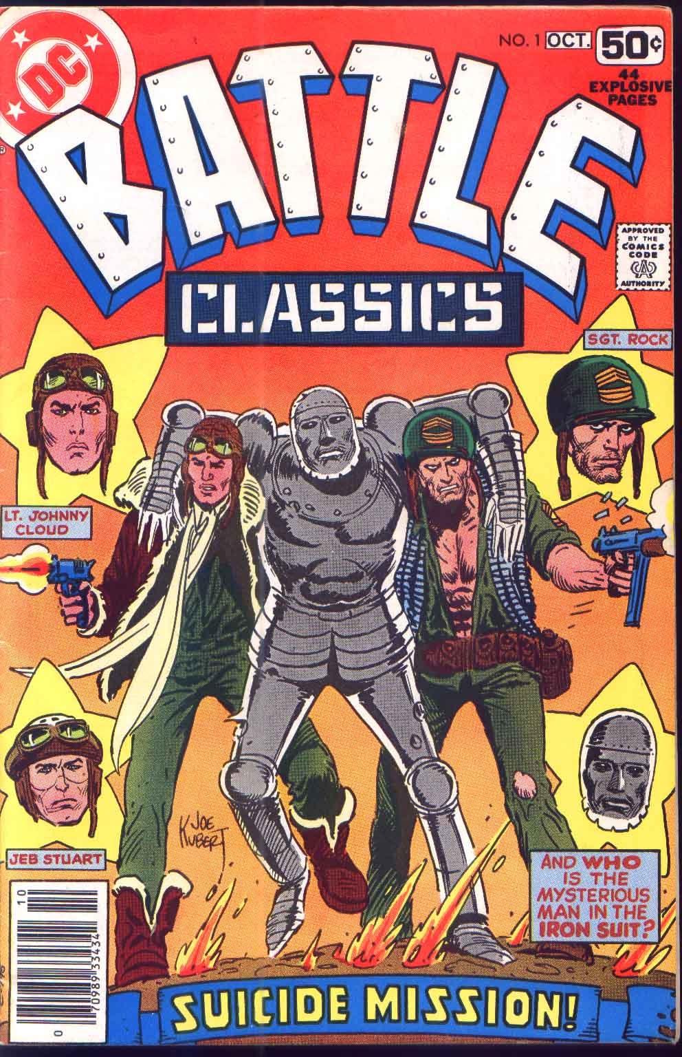 Battle Classics Full Page 1