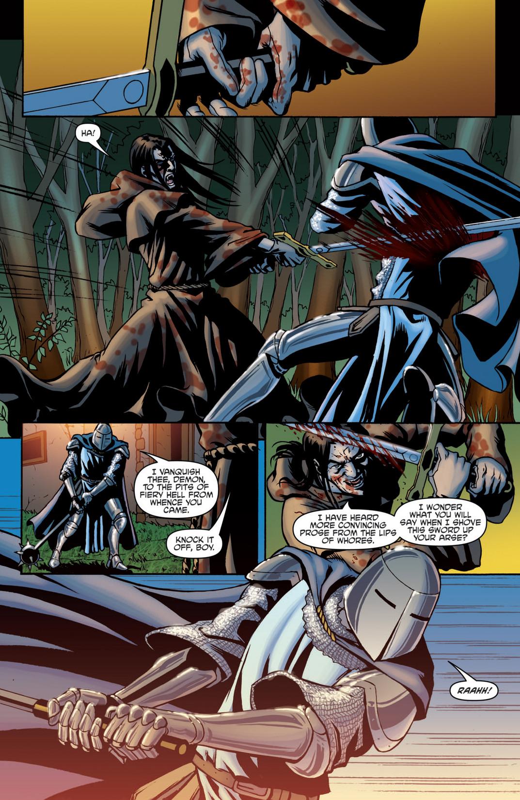 Read online True Blood (2012) comic -  Issue #5 - 14