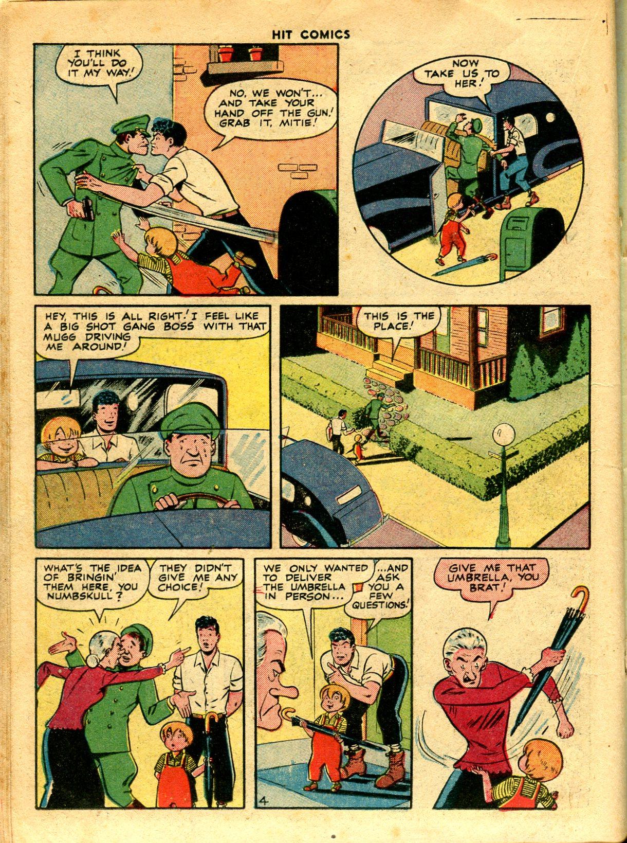 Read online Hit Comics comic -  Issue #48 - 24