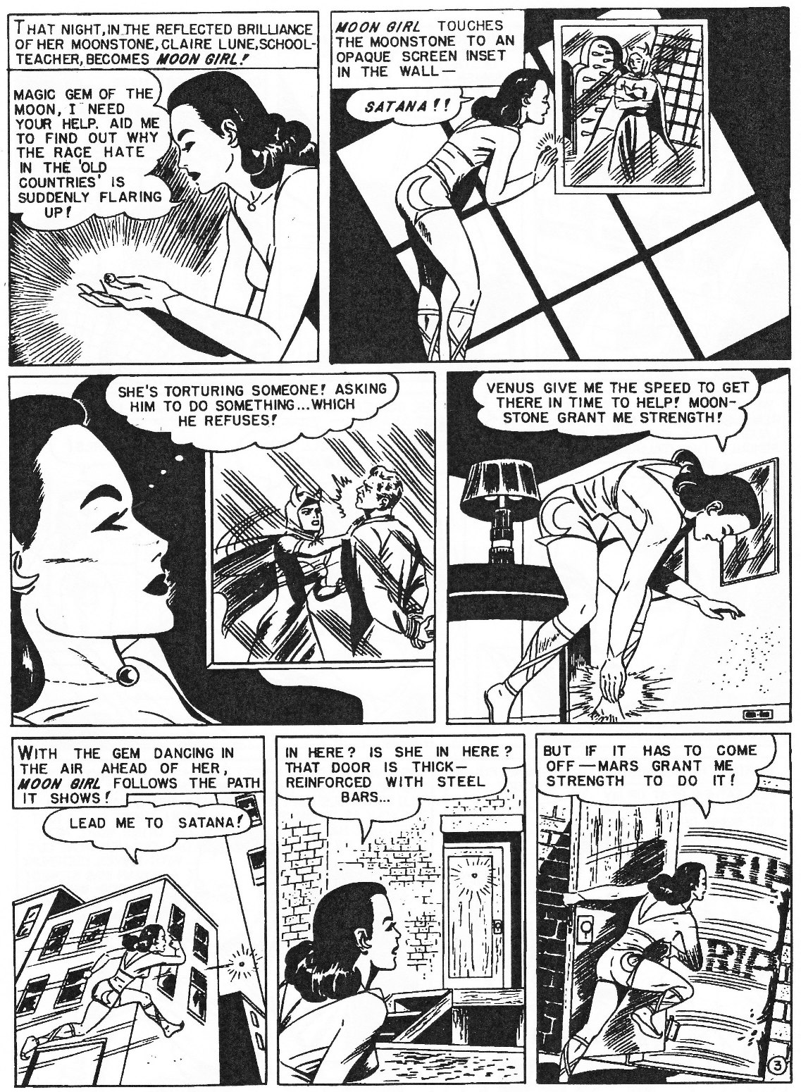 Read online Men of Mystery Comics comic -  Issue #81 - 36