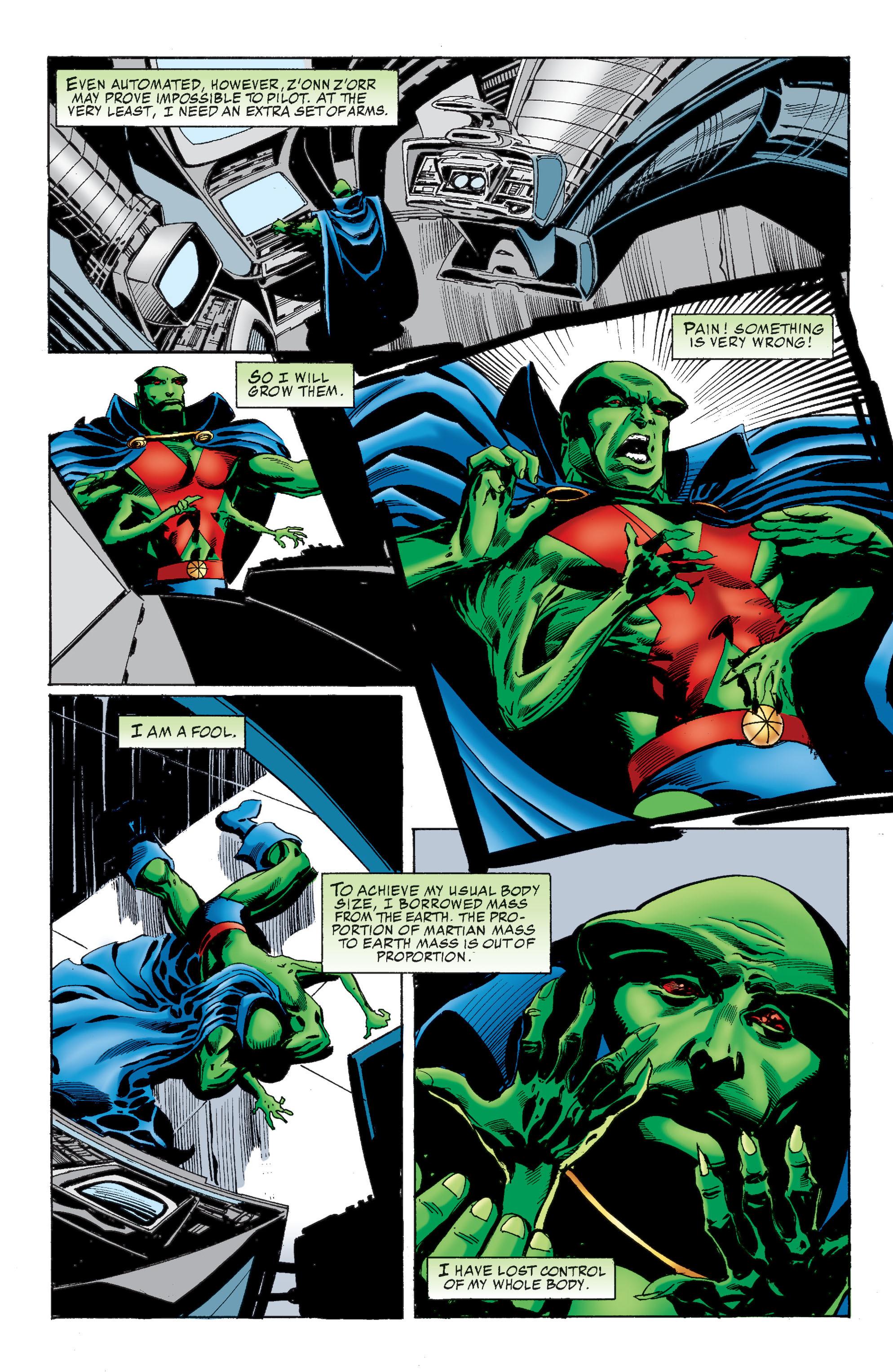 Read online Martian Manhunter: Son of Mars comic -  Issue # TPB - 214