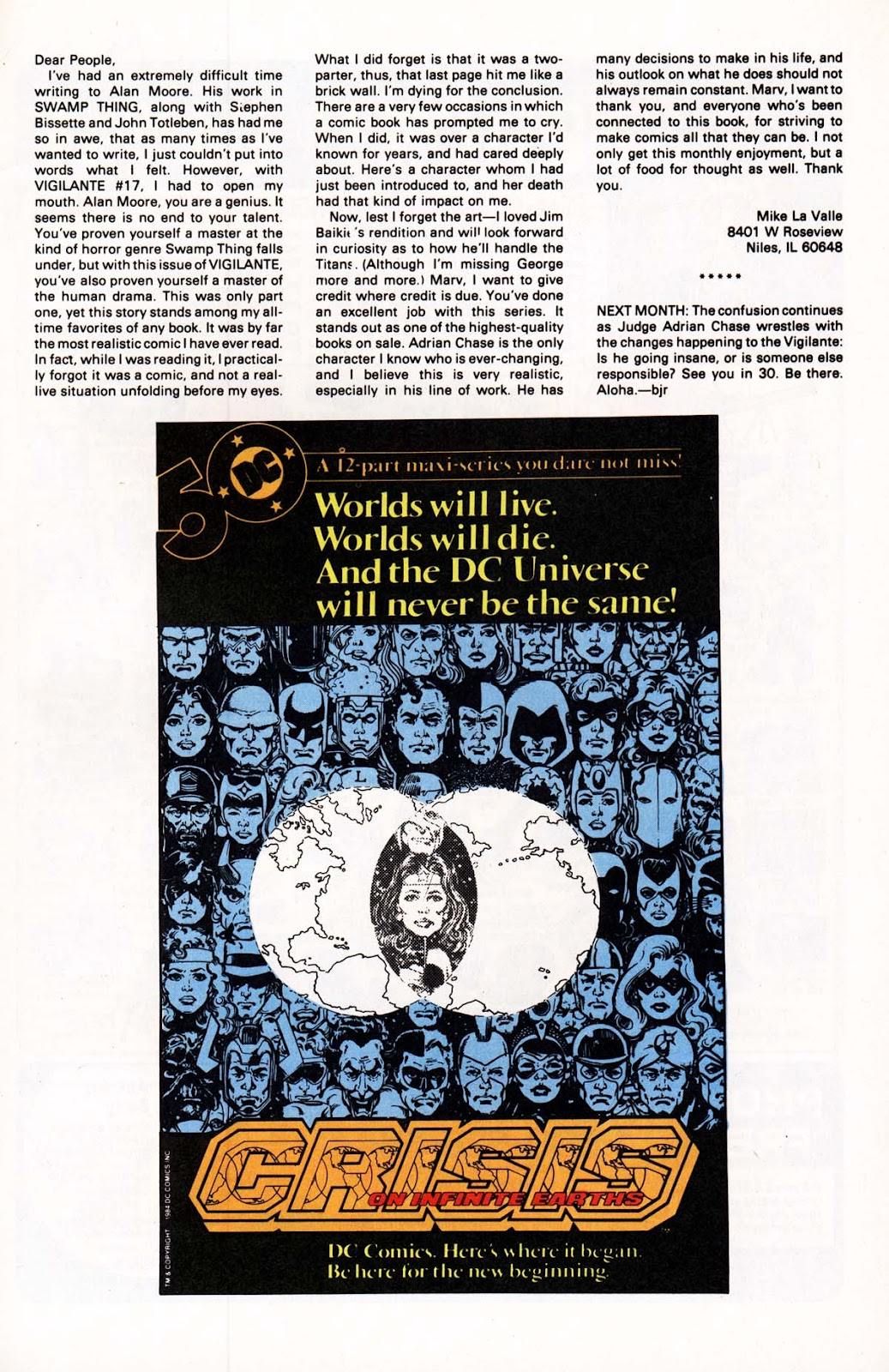 Vigilante (1983) issue 21 - Page 28