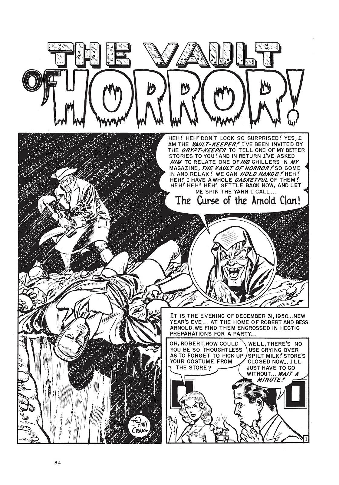 Read online Voodoo Vengeance and Other Stories comic -  Issue # TPB (Part 2) - 2