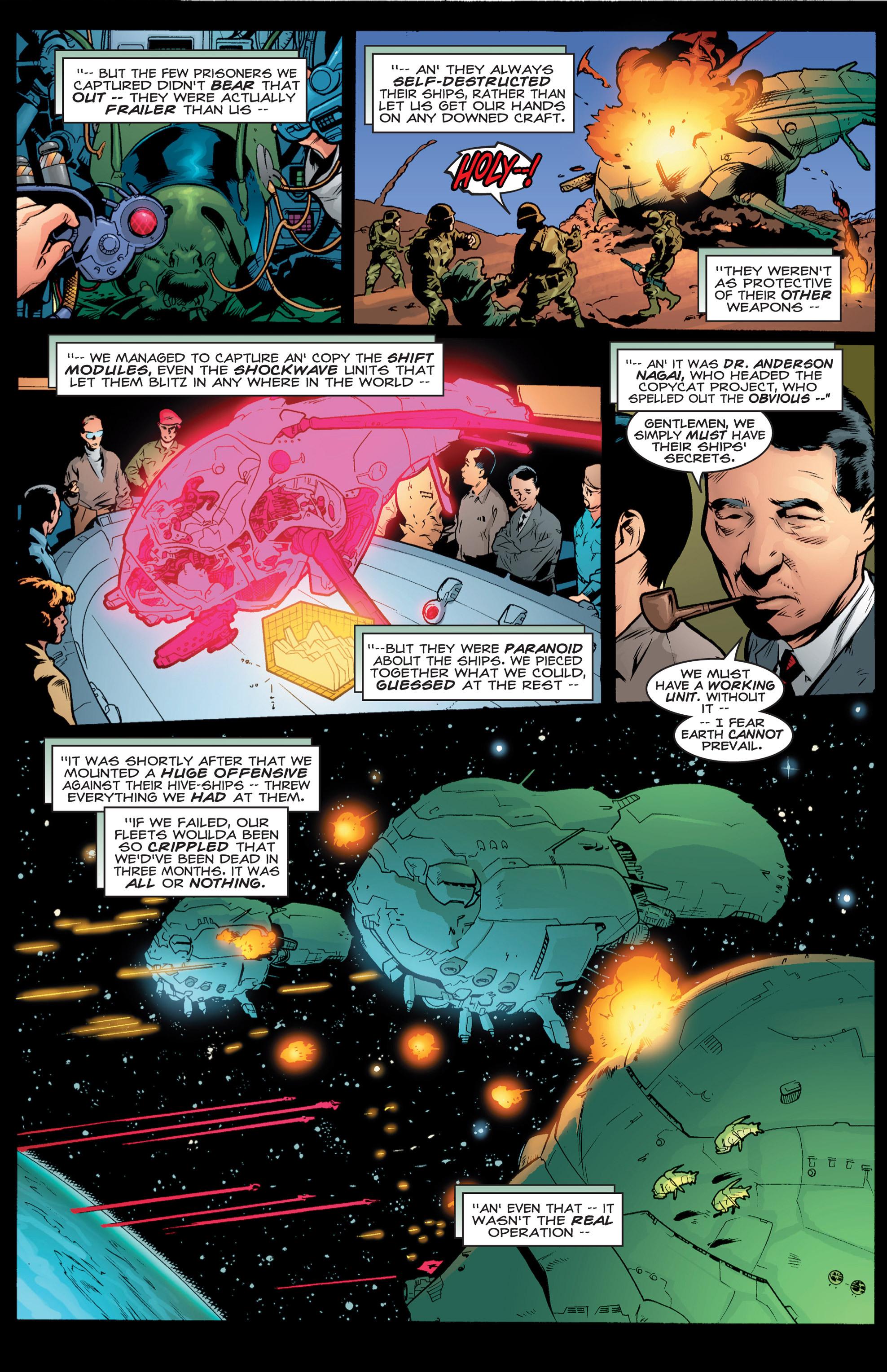 Read online Shockrockets comic -  Issue # TPB - 86
