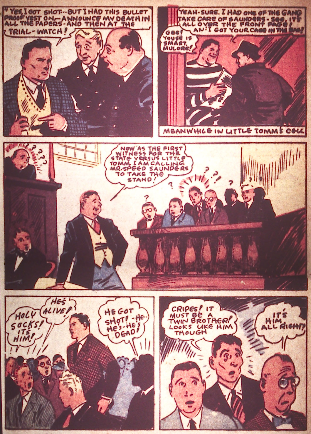 Detective Comics (1937) 13 Page 5