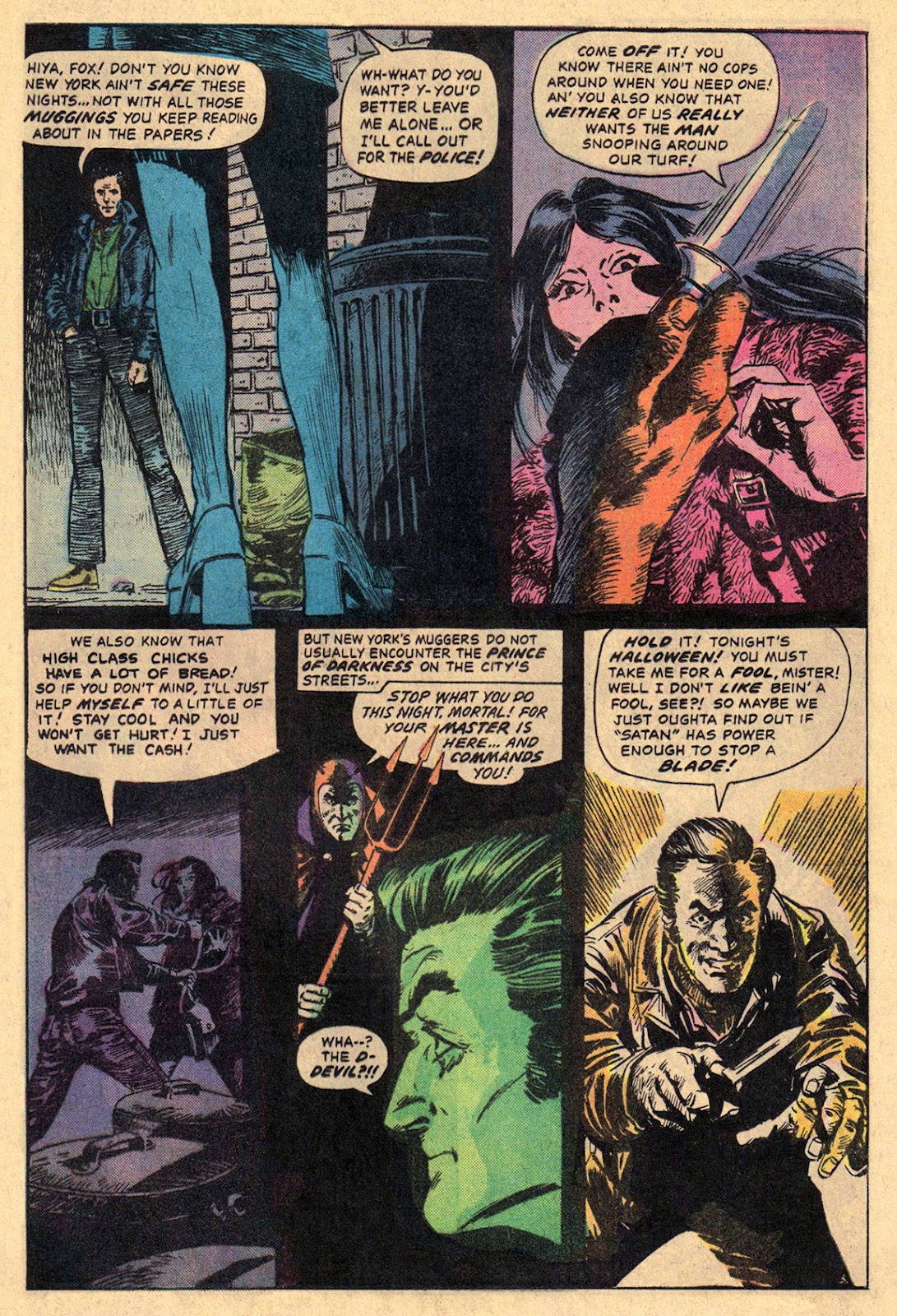 Read online Madhouse Comics comic -  Issue #95 - 5