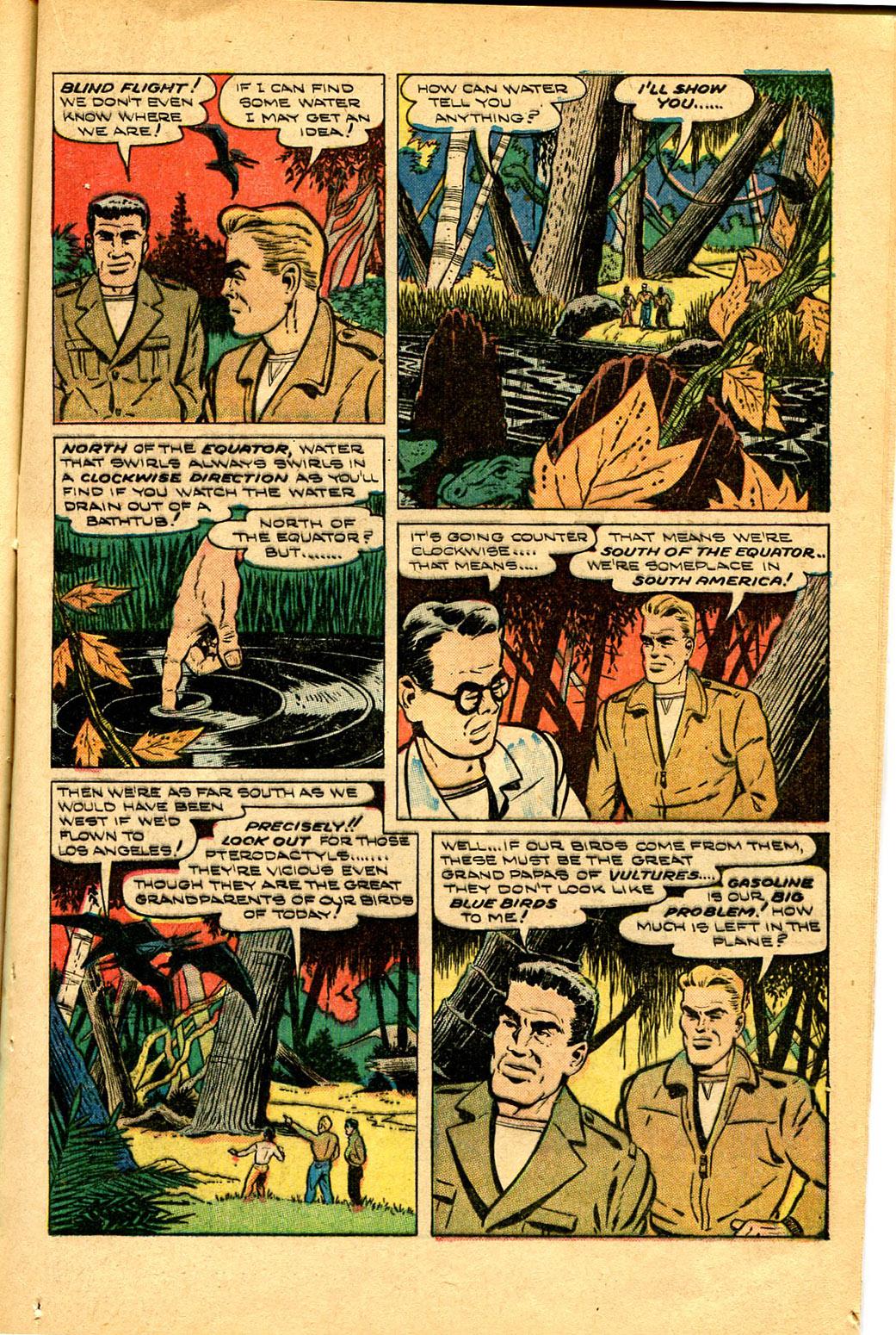 Read online Shadow Comics comic -  Issue #97 - 21