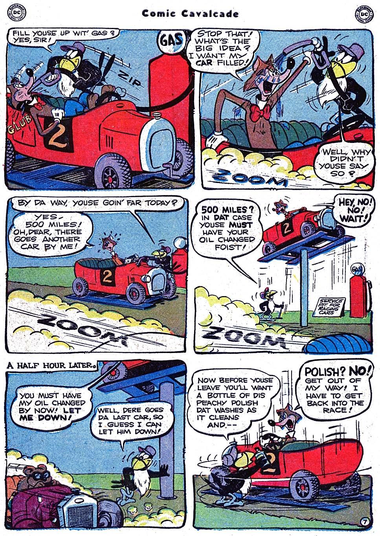 Comic Cavalcade issue 38 - Page 9