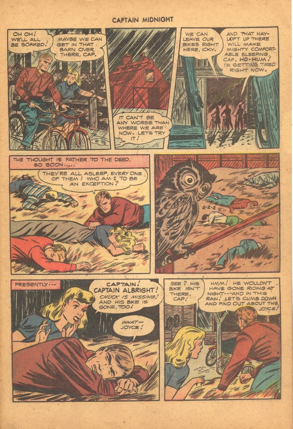 Captain Midnight (1942) issue 61 - Page 29