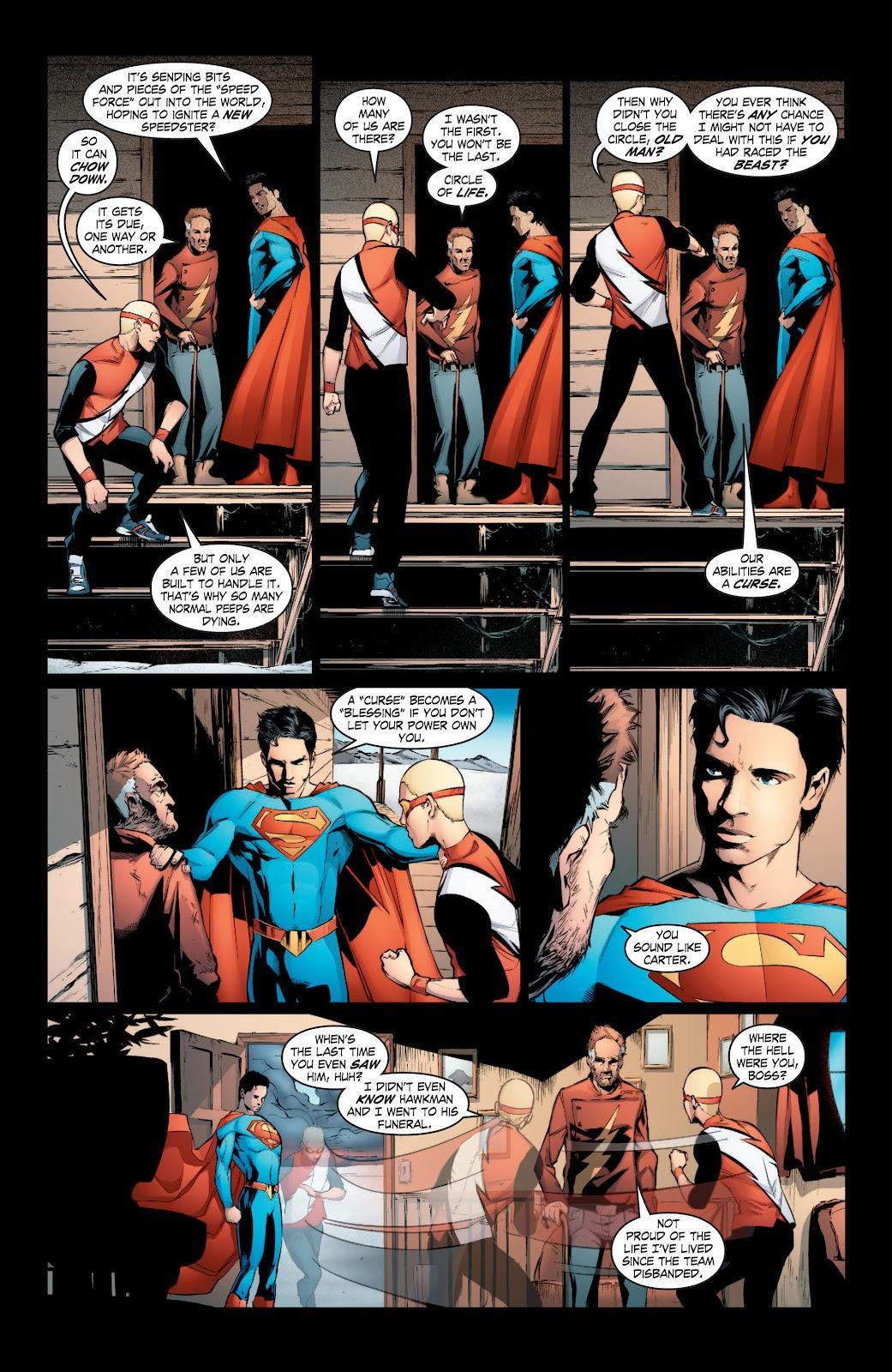 Read online Smallville Season 11 [II] comic -  Issue # TPB 3 - 86