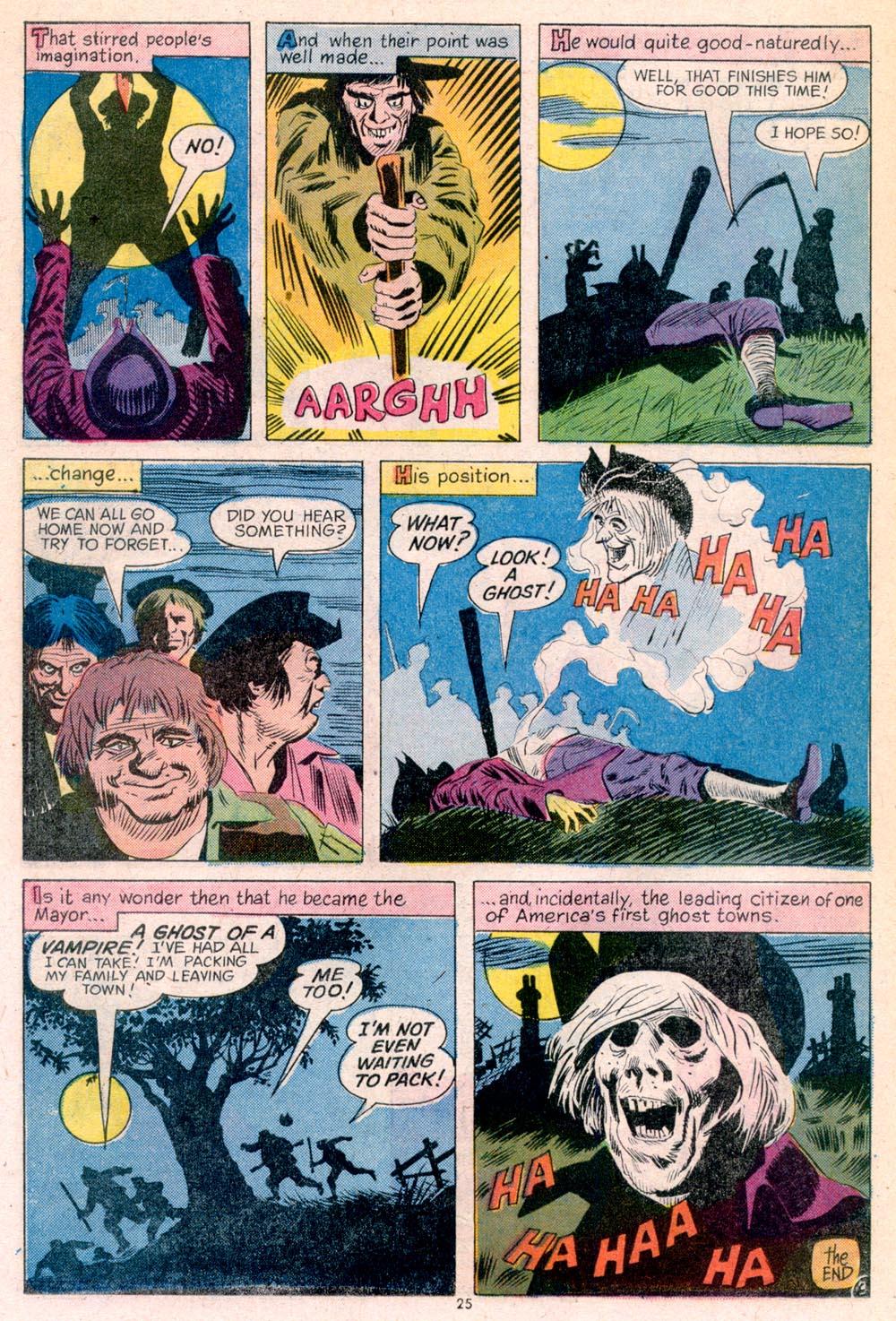 Read online Plop! comic -  Issue #5 - 26
