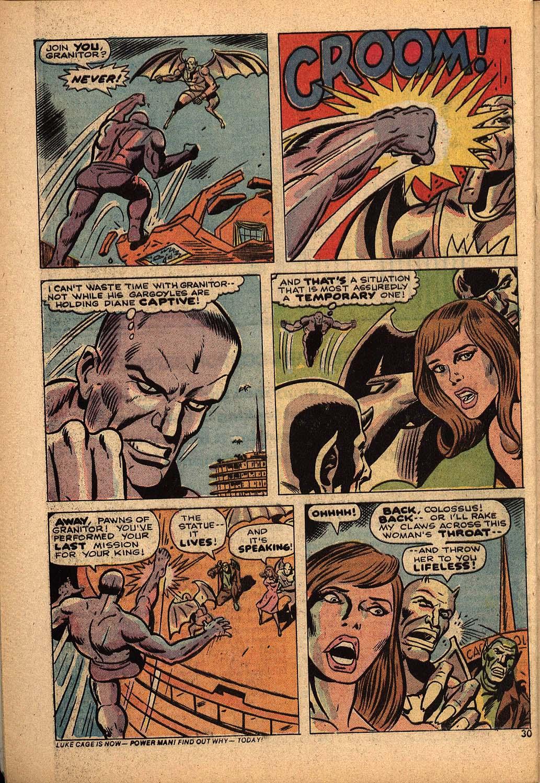 Read online Astonishing Tales (1970) comic -  Issue #22 - 19