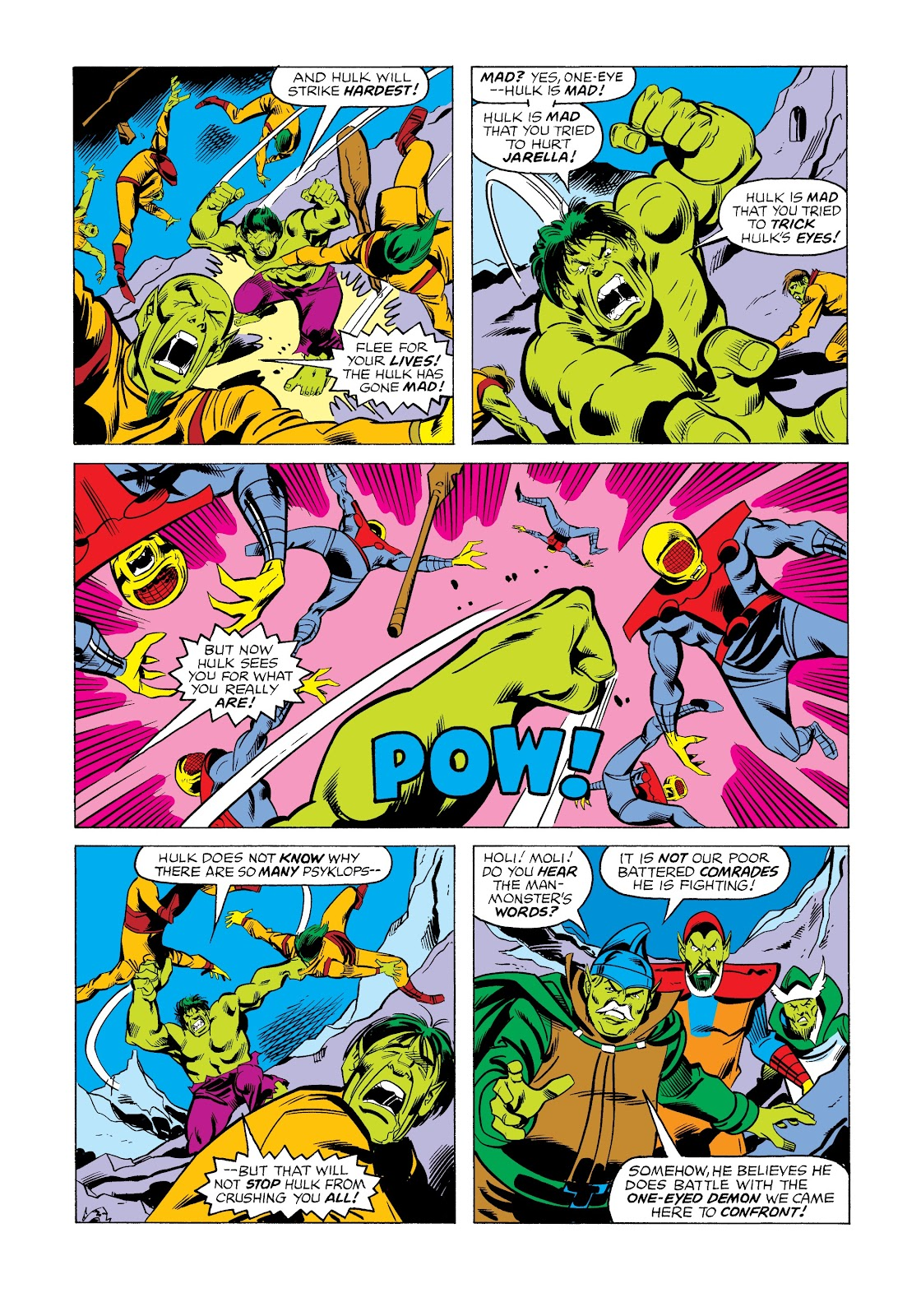 Read online Marvel Masterworks: The Incredible Hulk comic -  Issue # TPB 12 (Part 2) - 66